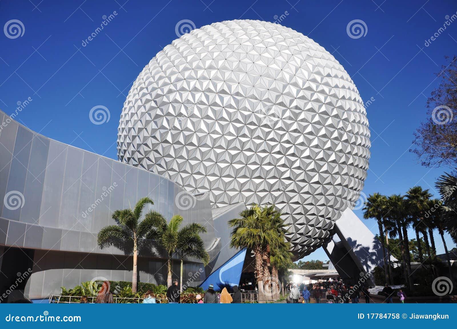 Epcot Center, Disney World Orlando, Florida Editorial Stock Photo ...