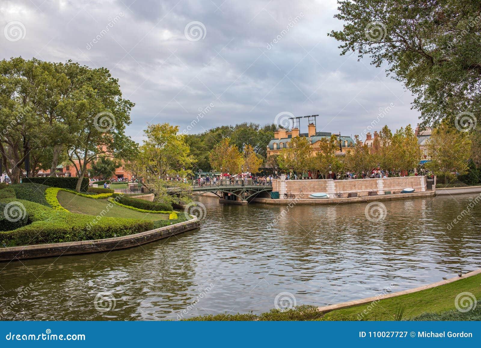 Epcot in Walt Disney World