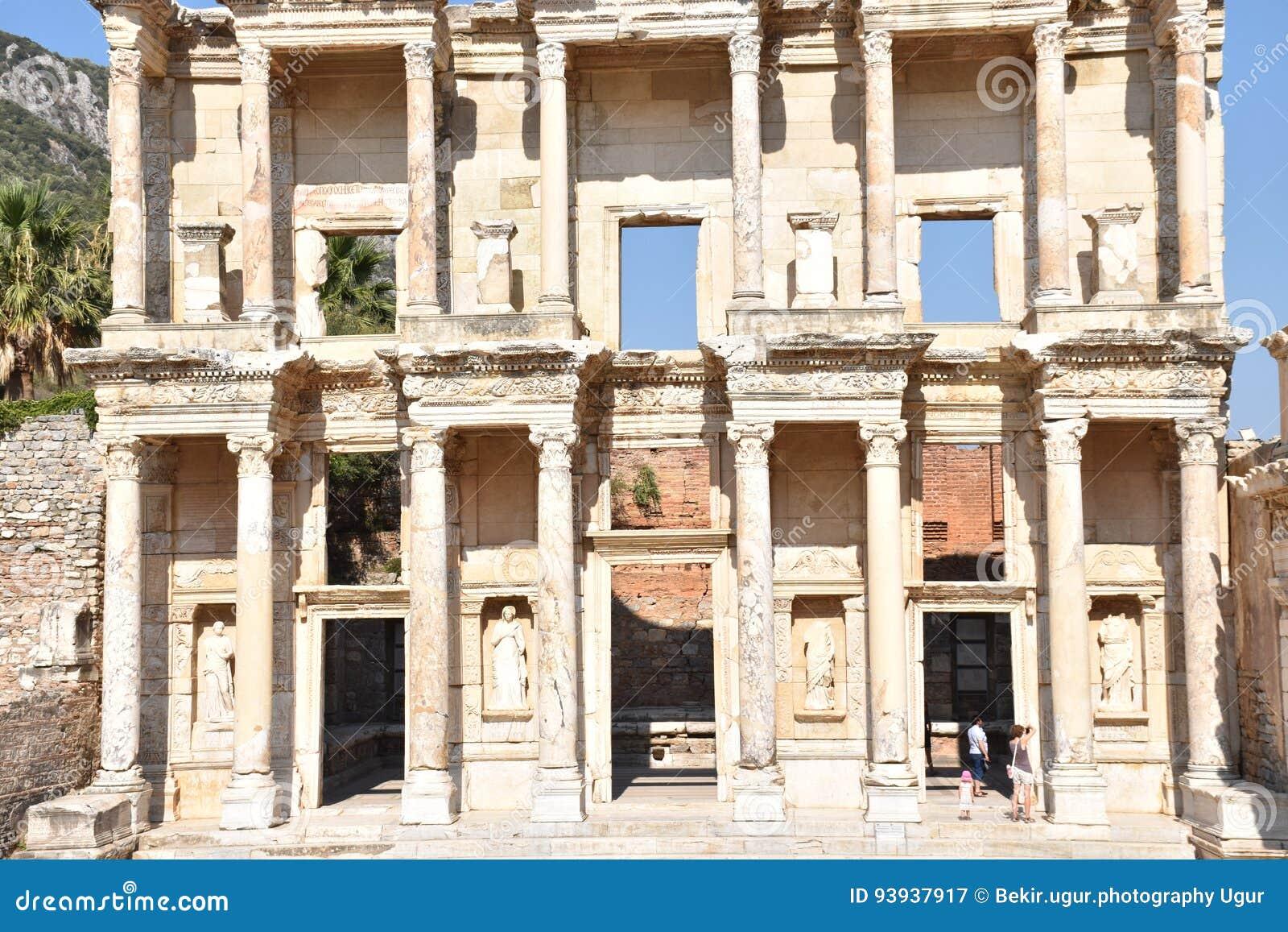 Ephesus Efes antik kenti izmir