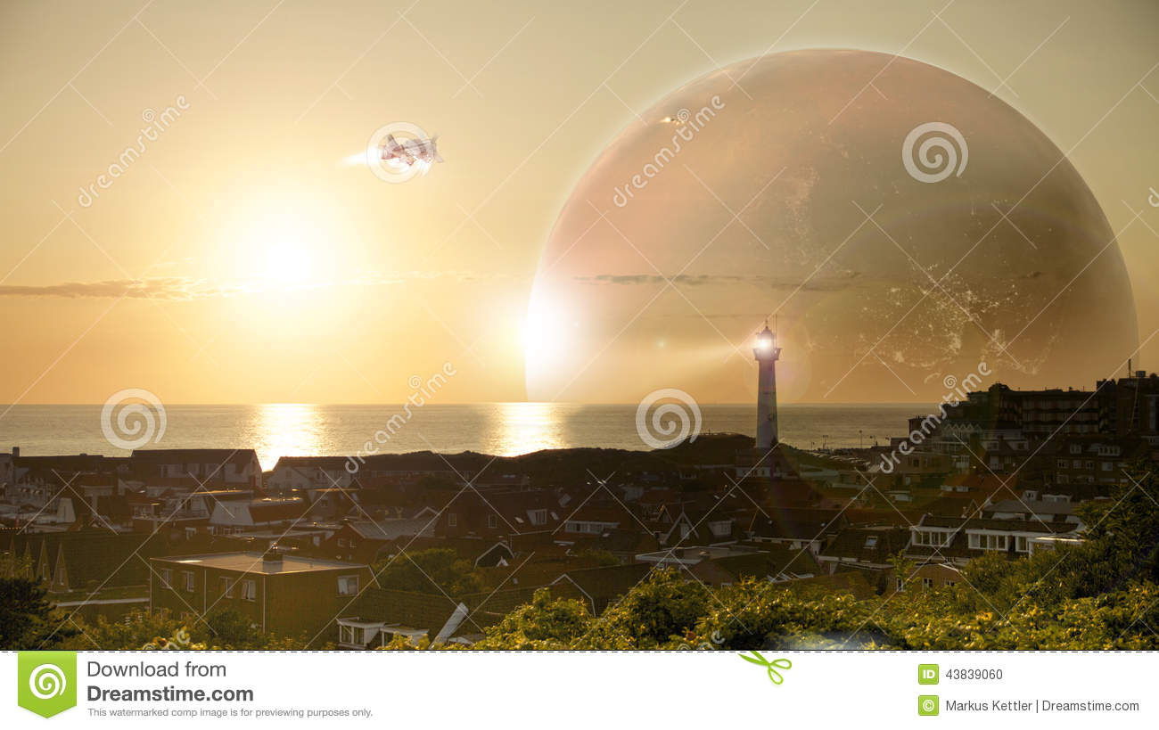 starship    spaceship launch    science fiction universe stock photo