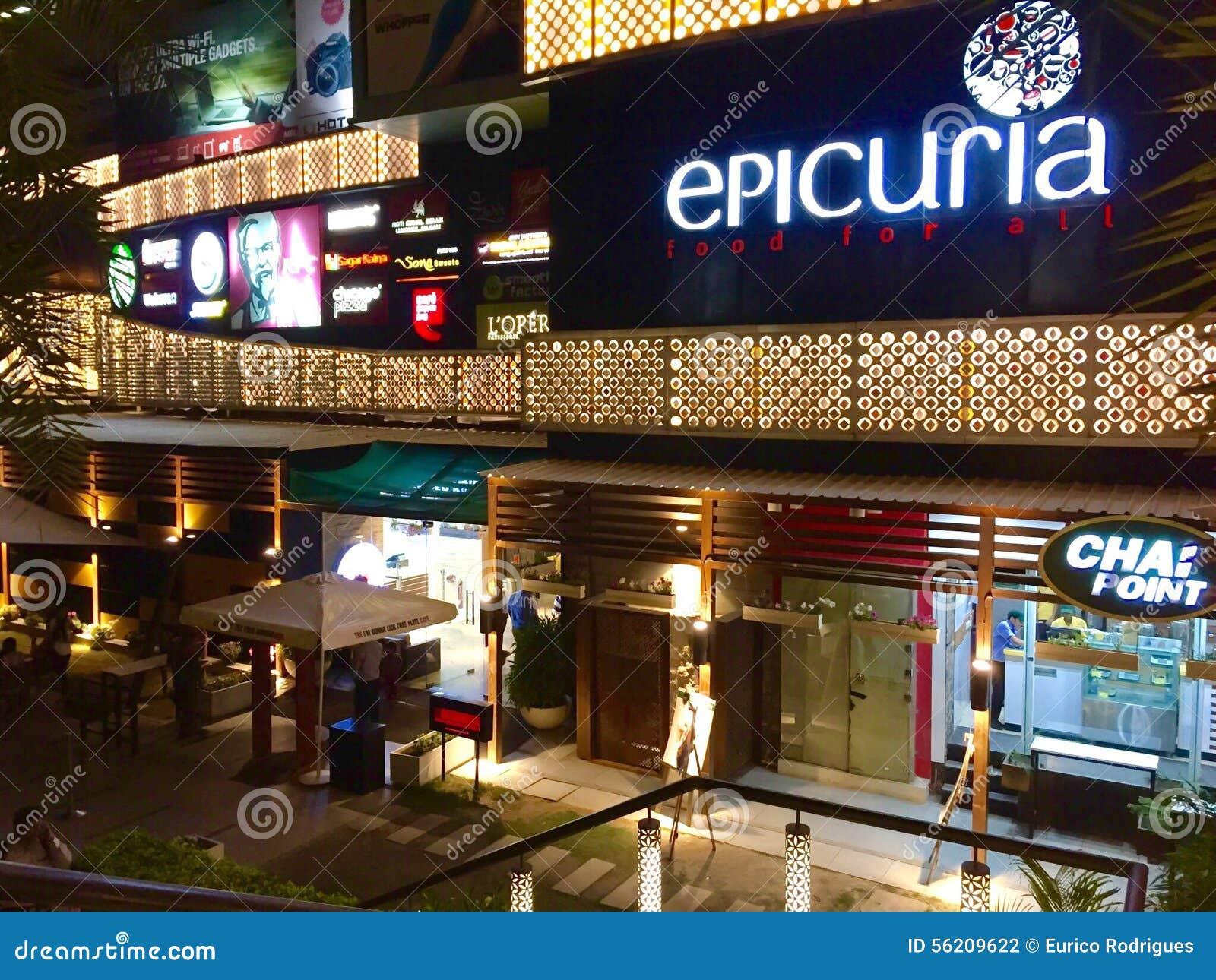 Epicuria Food Mall - New Delhi