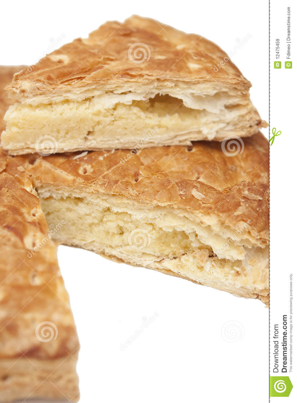 Epiphany Cake Royalty Free Stock Images - Image: 12475459