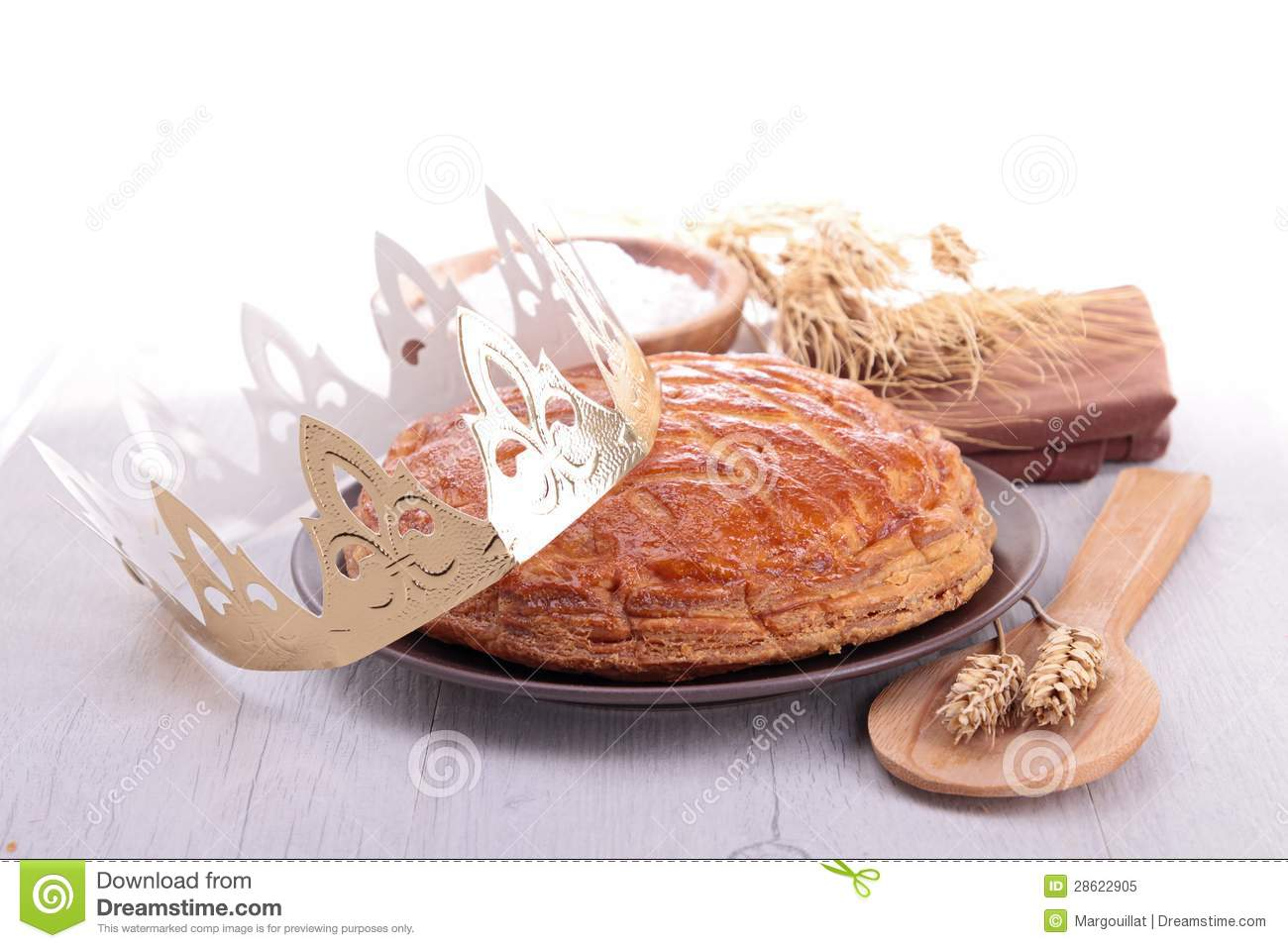 Epiphany Cake Royalty Free Stock Photo - Image: 28622905