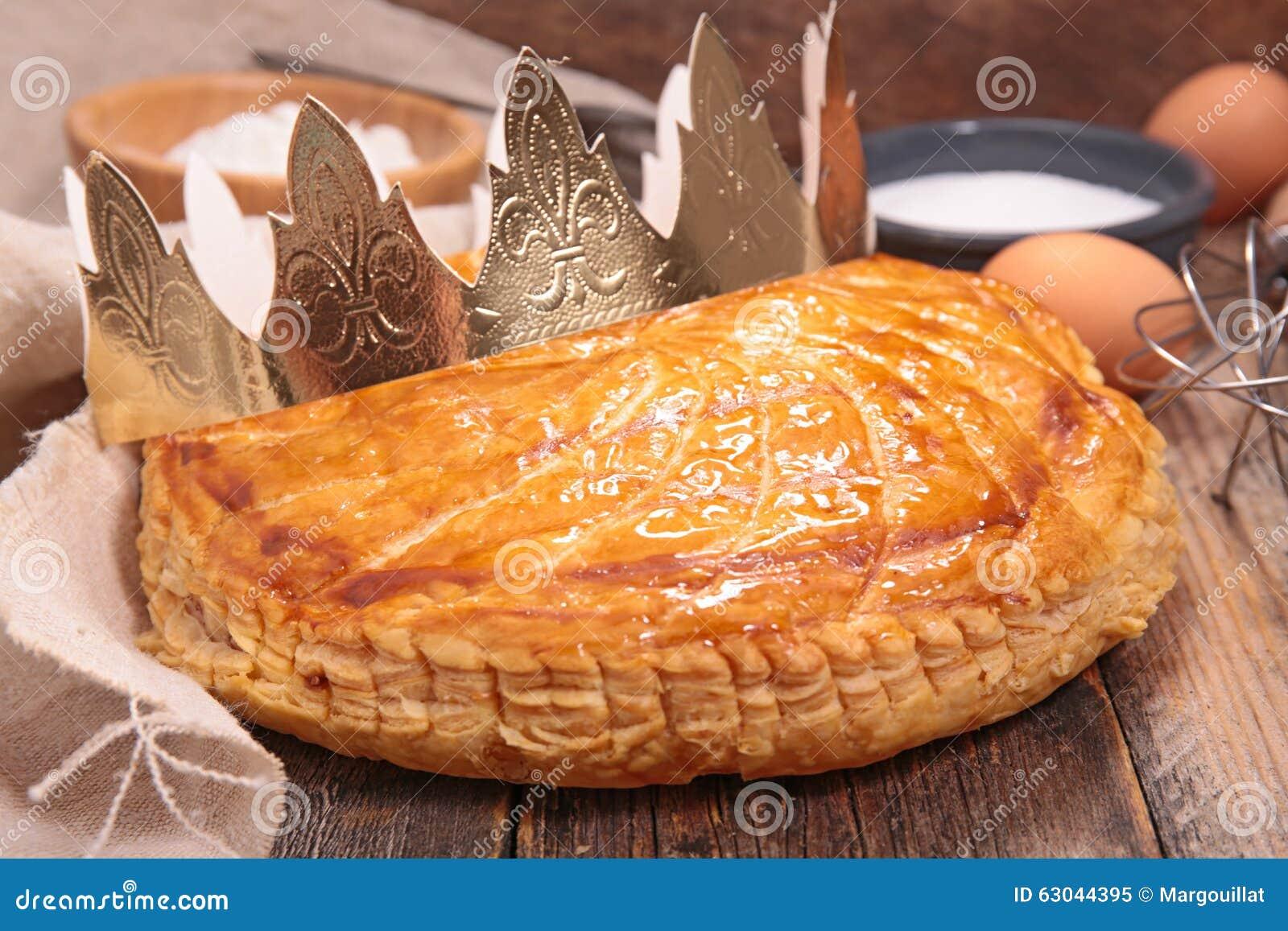 Epiphany Cake Stock Photo - Image: 63044395