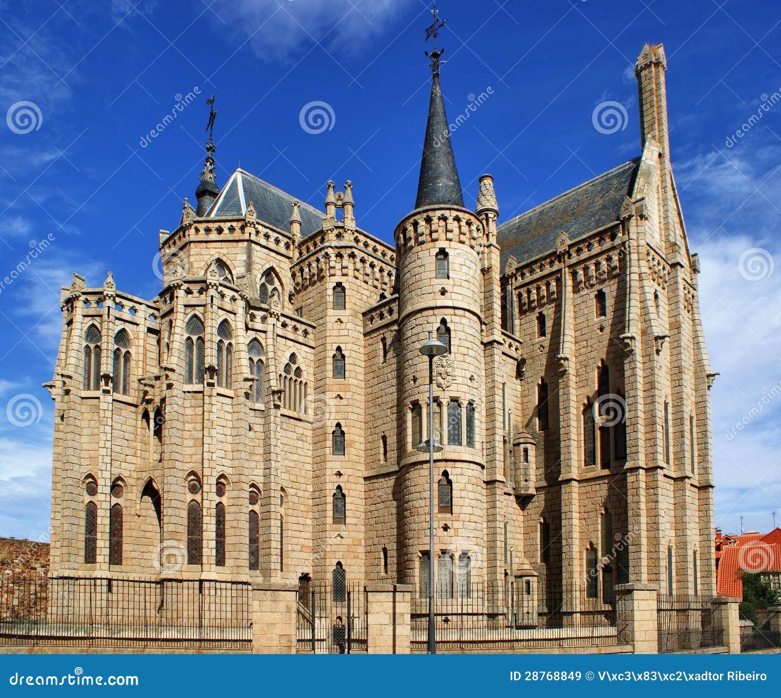 Episcopal Palace in Astorga