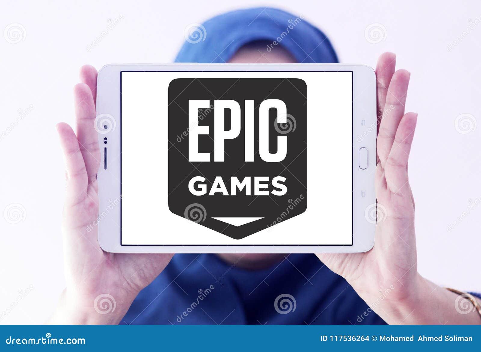 Epos spelar företagslogo