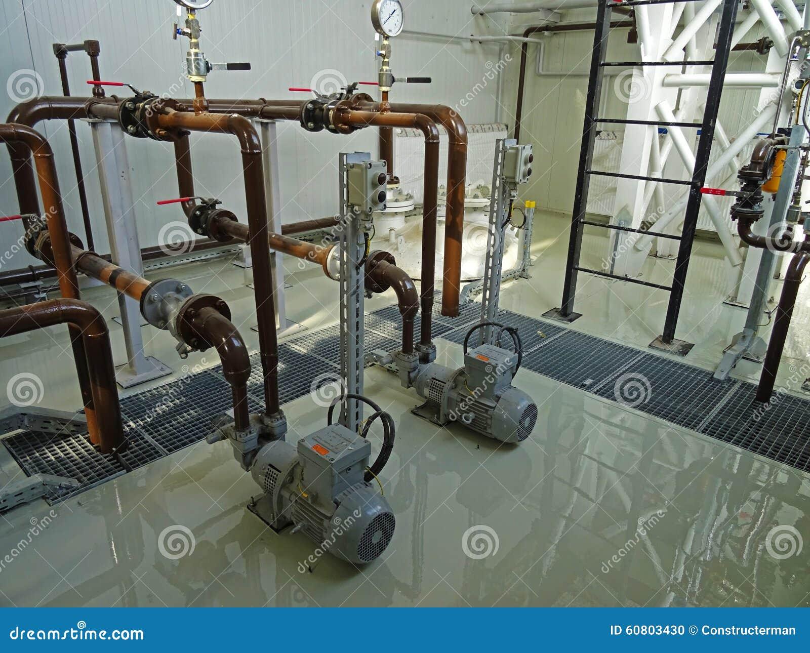 Epoxyvloer en industriële installaties