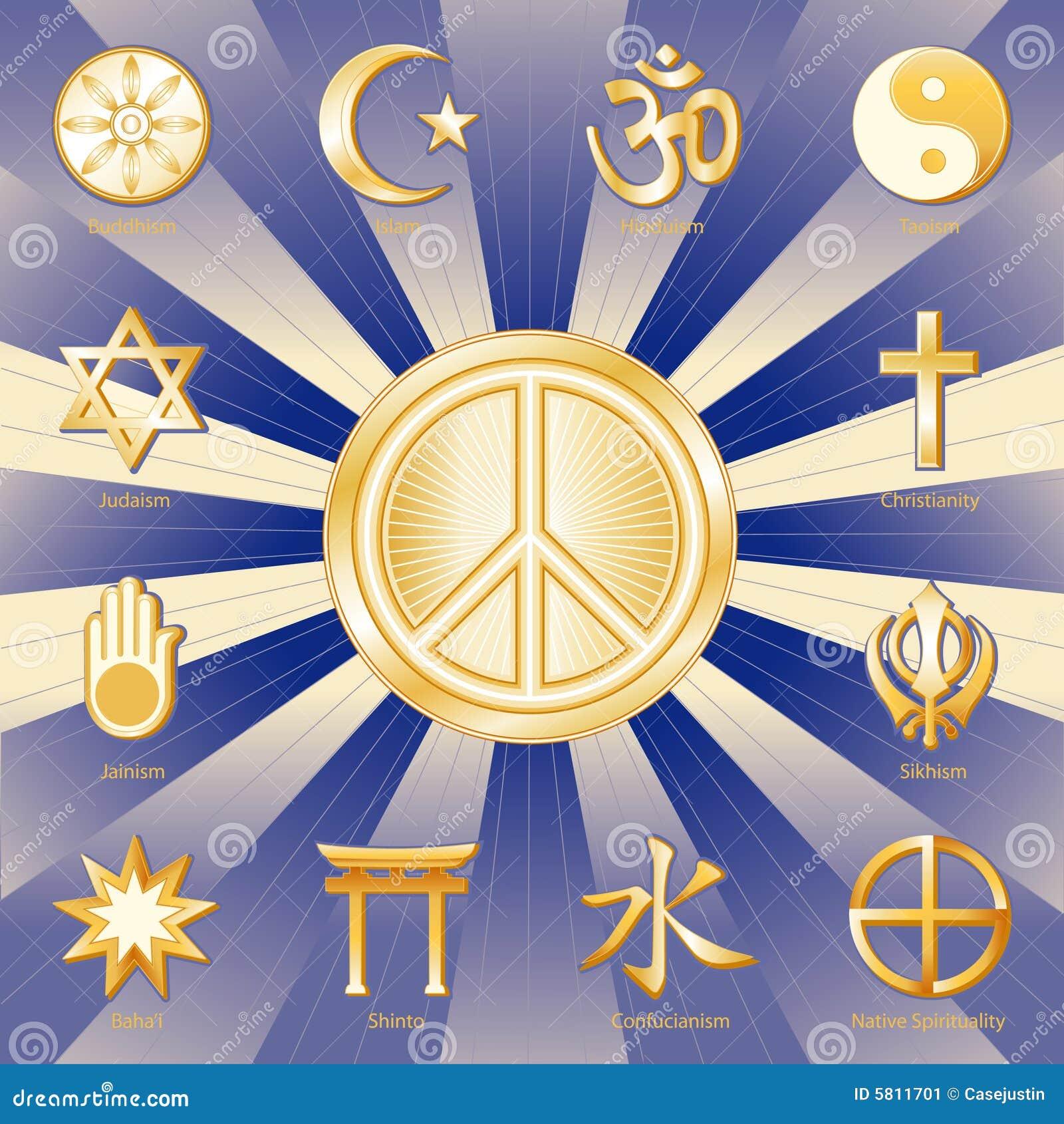 +EPS de Vrede van de wereld, Vele Faiths