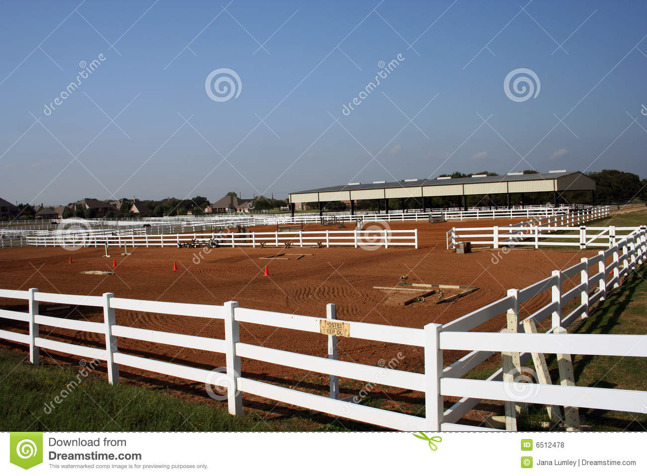 How to Write a Business Plan for an Equine Facility