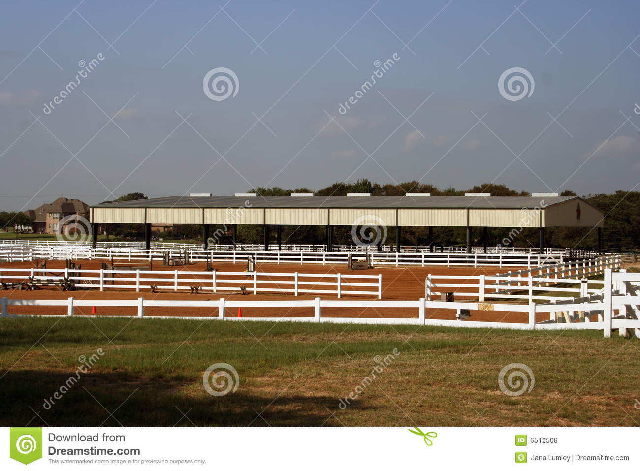 Equestrian Training Center