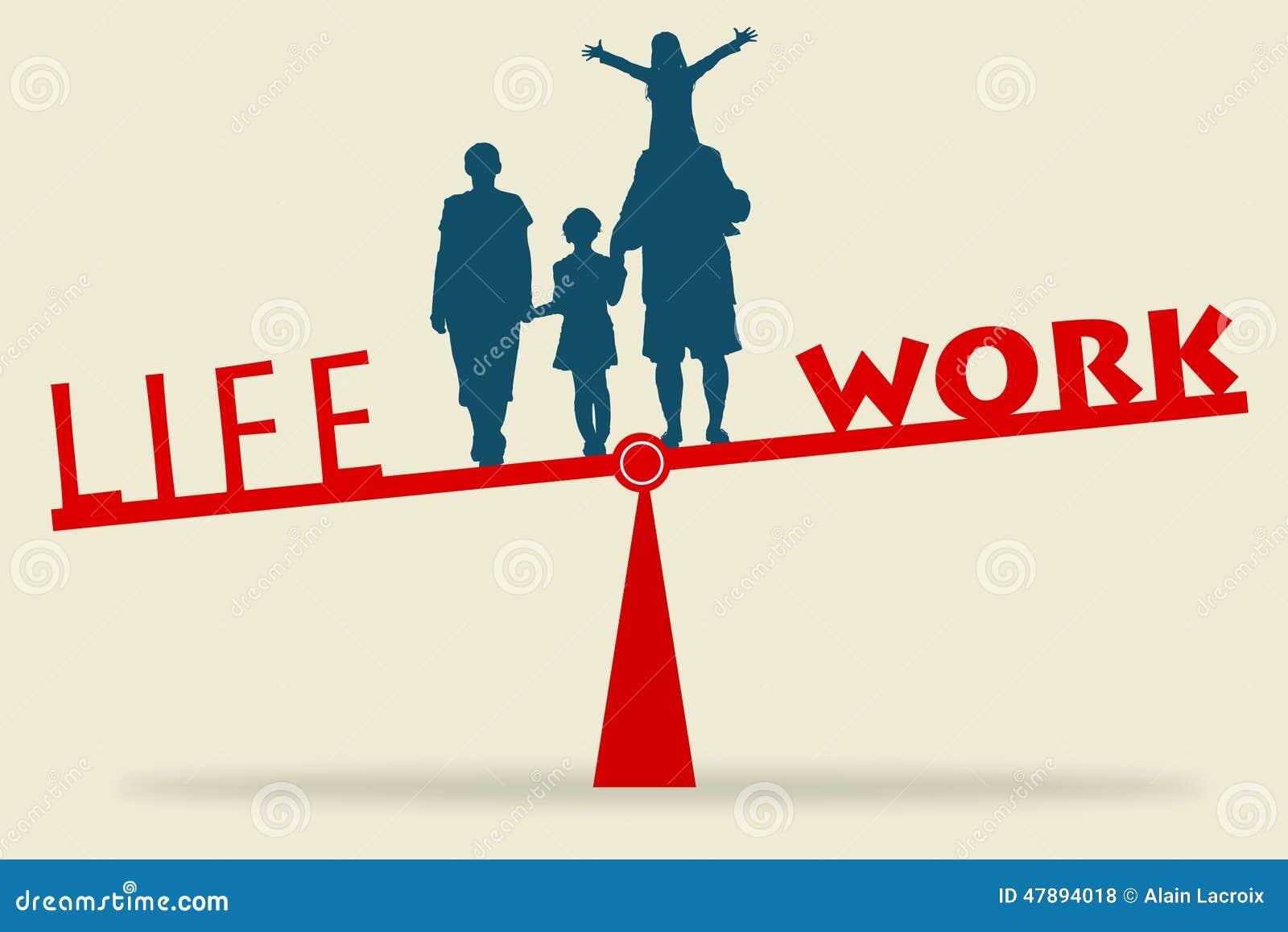 Equilíbrio dos trabalhos duma vida