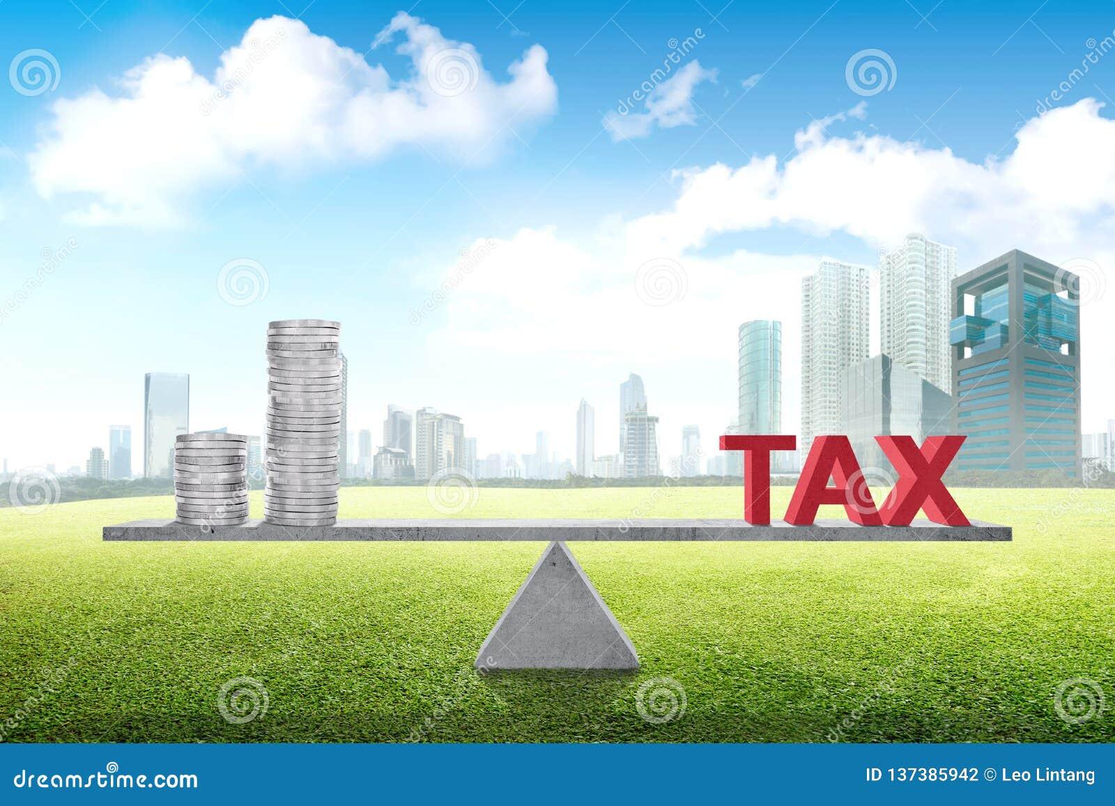 Equilibrio entre la renta y el impuesto