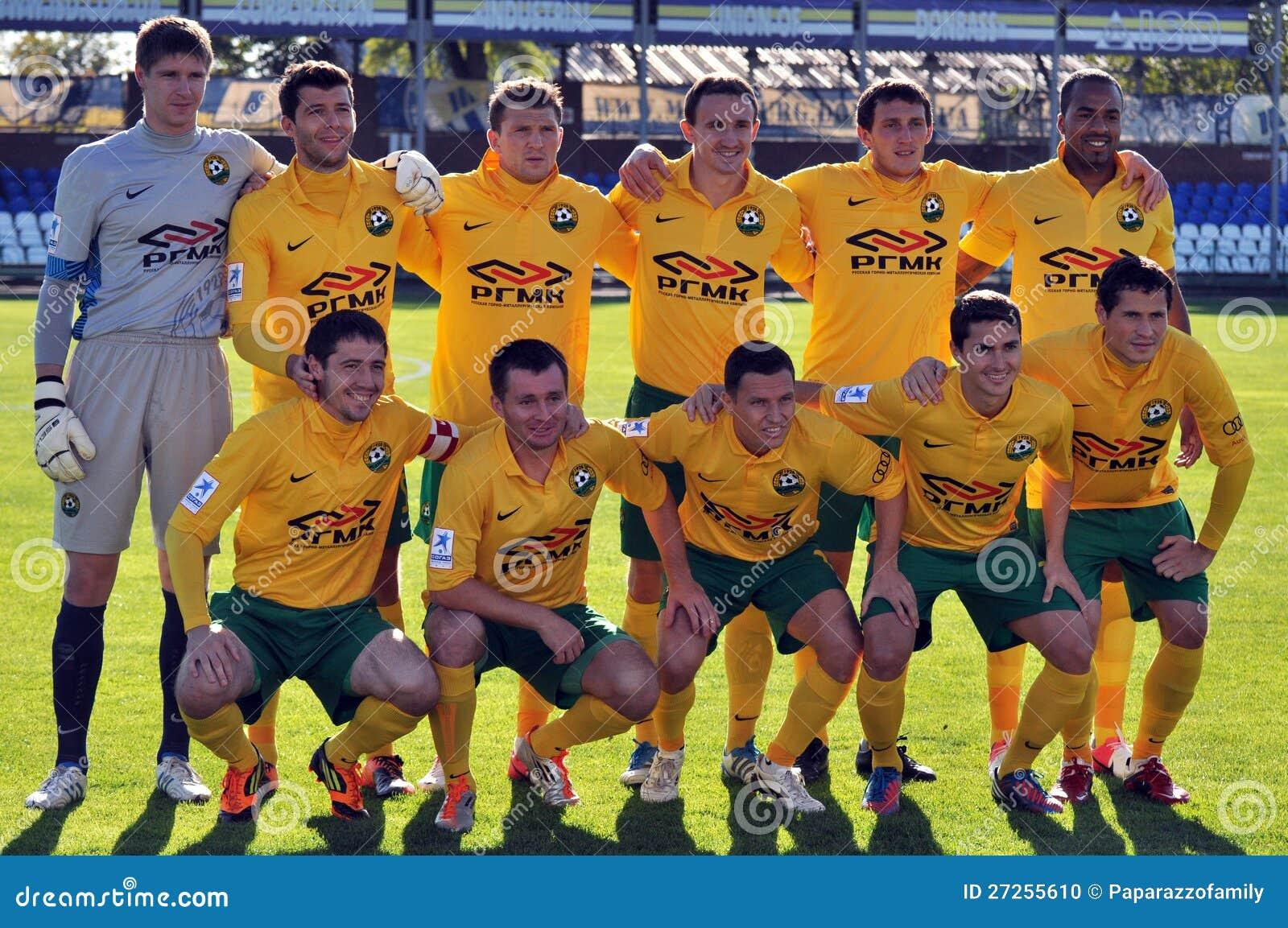 Equipa de futebol de Kuban