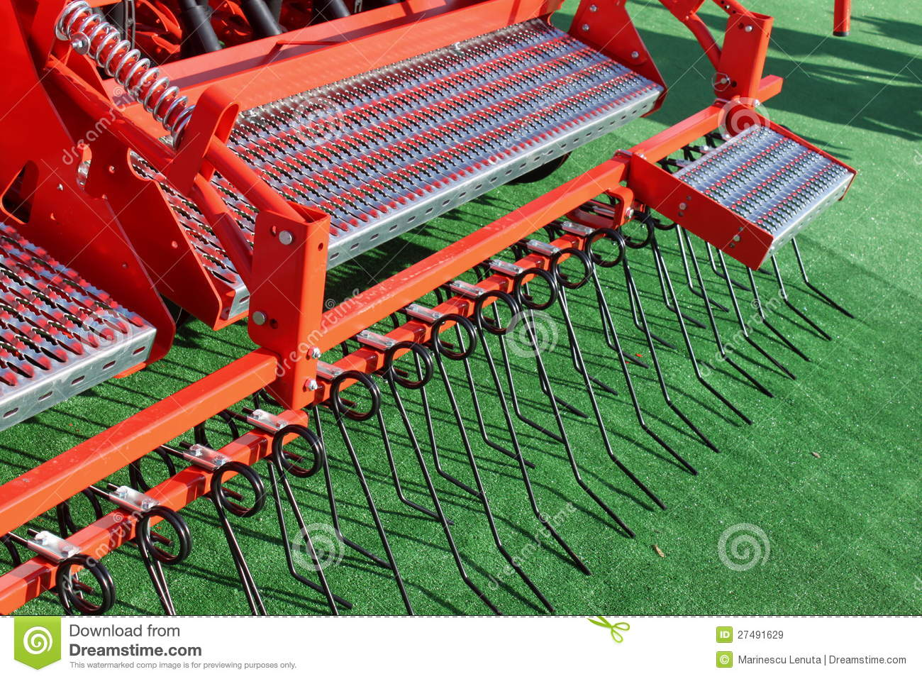 Equipamento agricultural