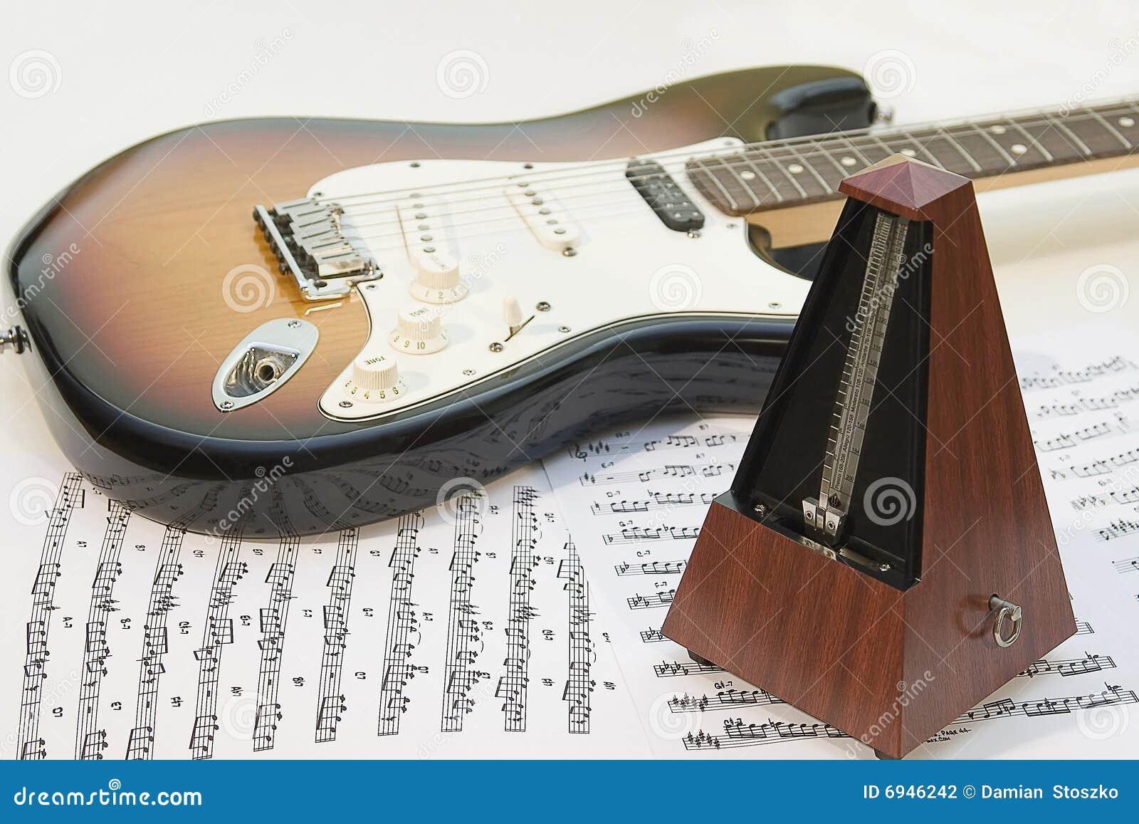Equipamento das músicas