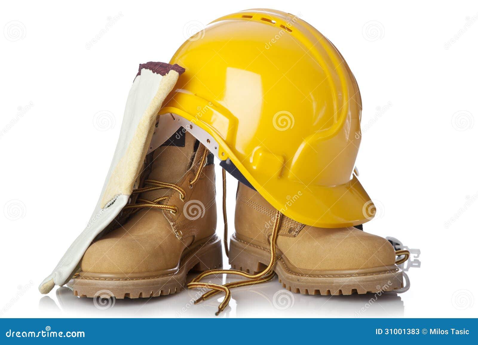 Equipamento de segurança da construção