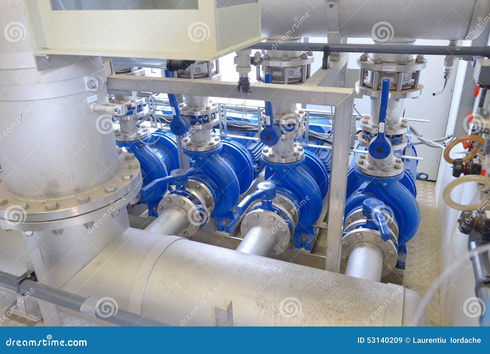 Equipamento do filtro da purificação de água