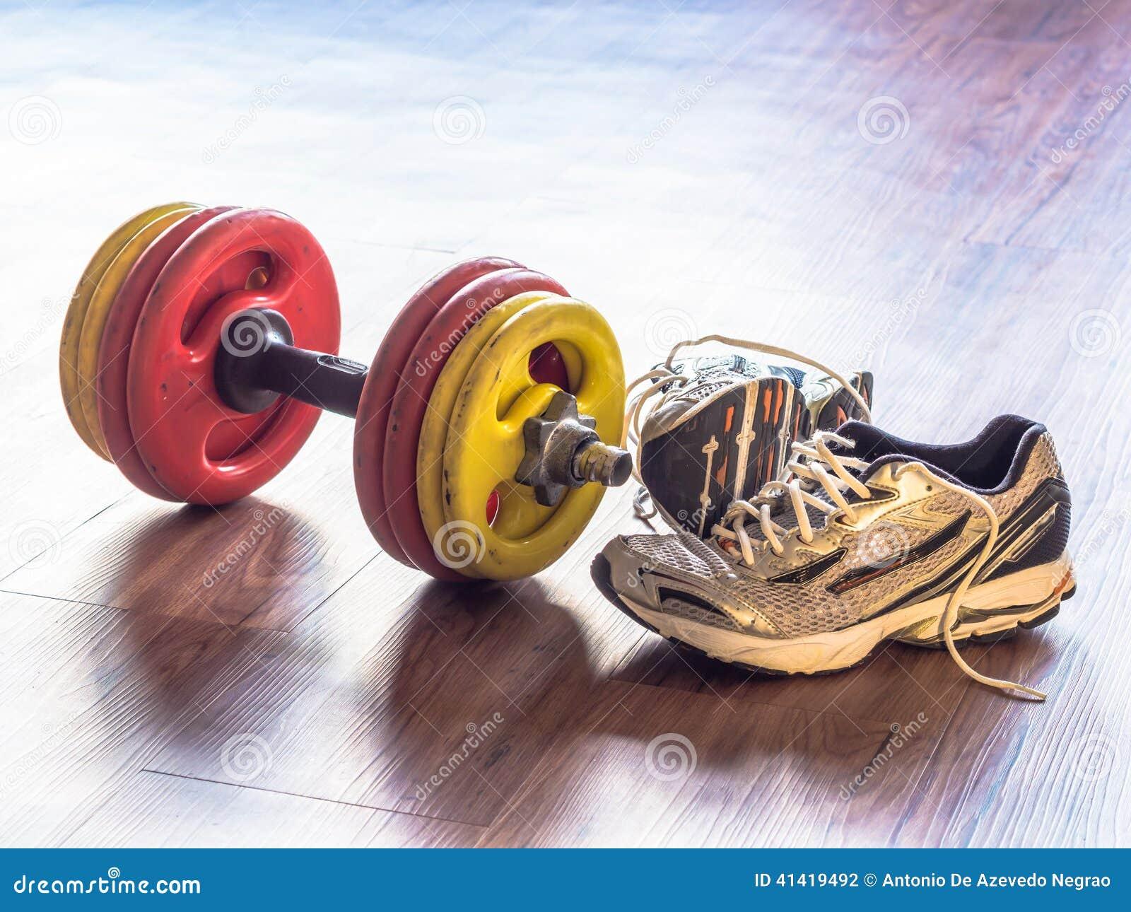 Equipamento do Gym