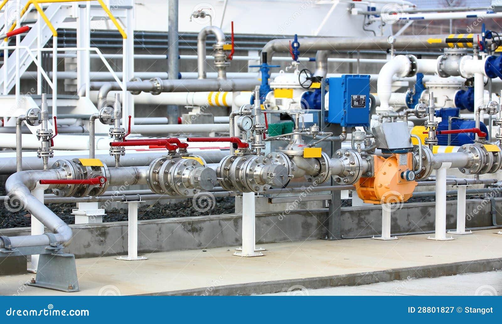 Equipamento do petróleo e gás