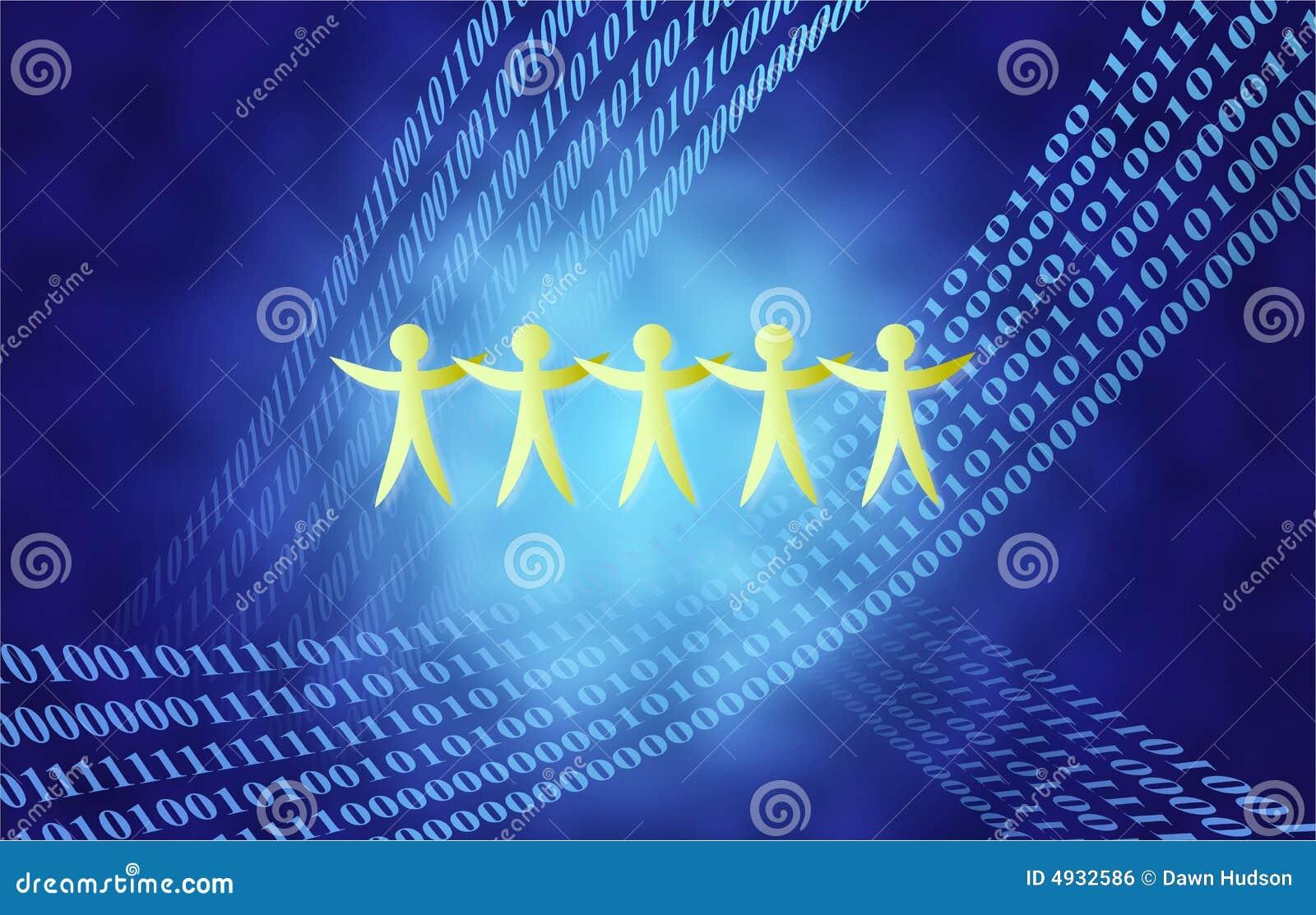 Equipe binária