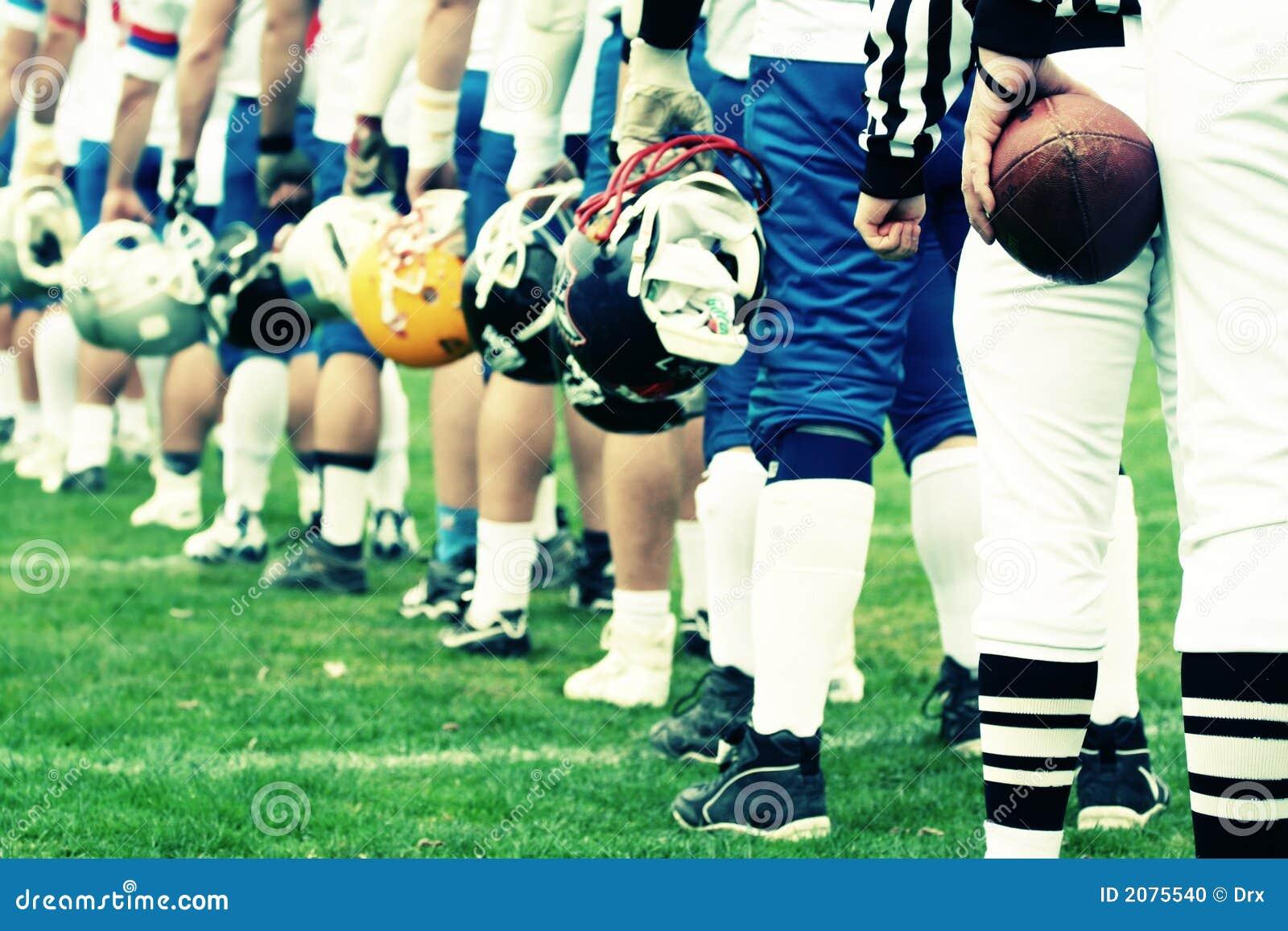 EQUIPE - conceito do futebol americano