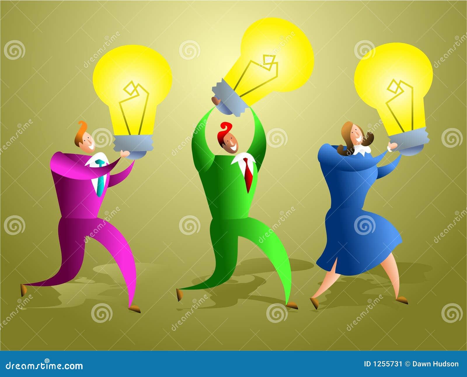 Equipe das idéias