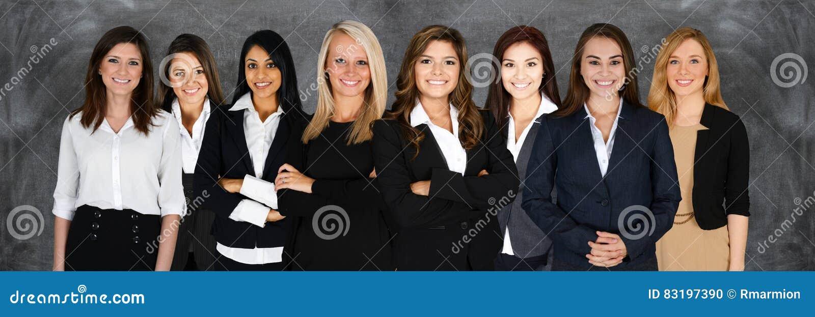 Equipe do negócio no trabalho