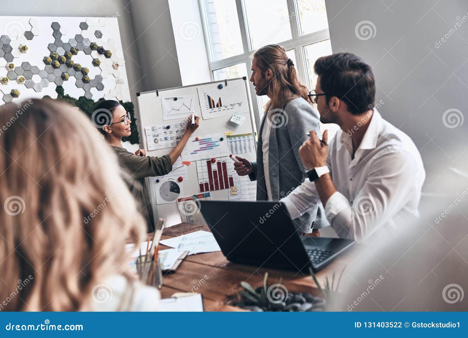 Equipe dos inovadores
