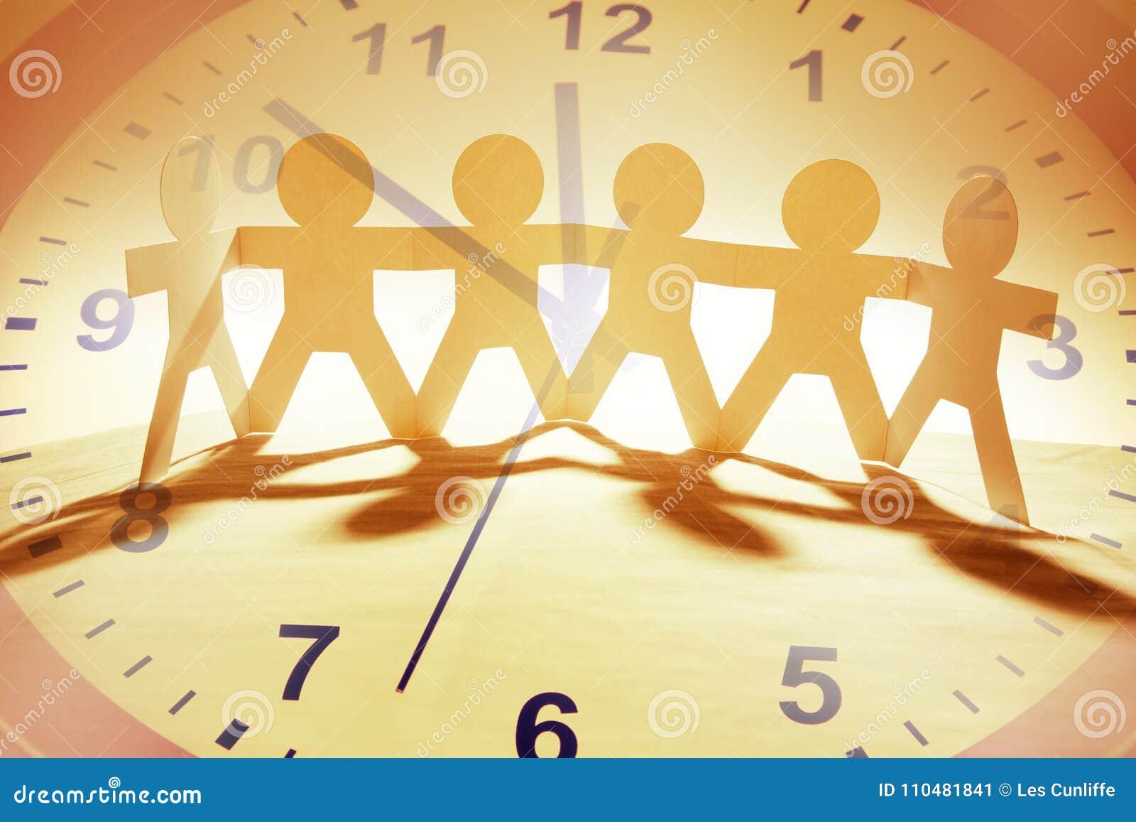 Equipe e tempo
