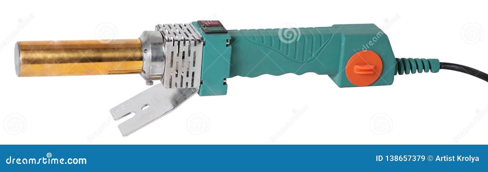 Equipe el soldador para el polipropileno