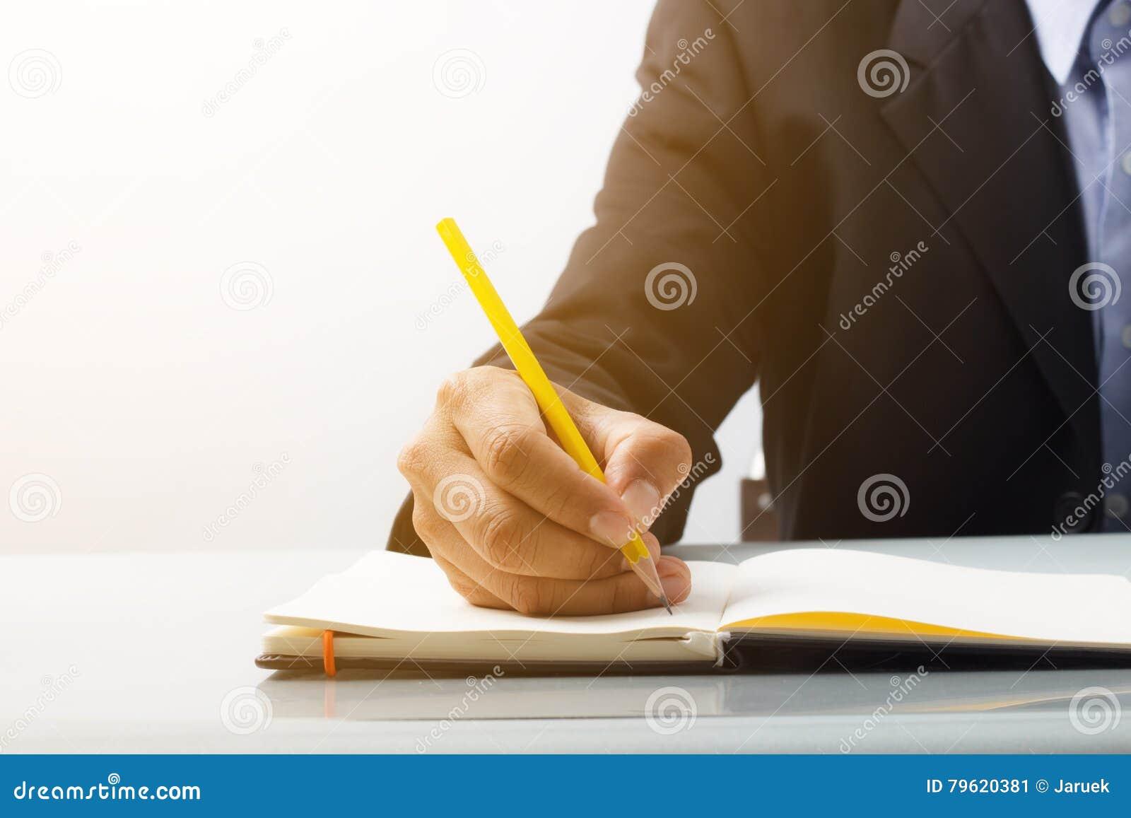 Equipe a escrita