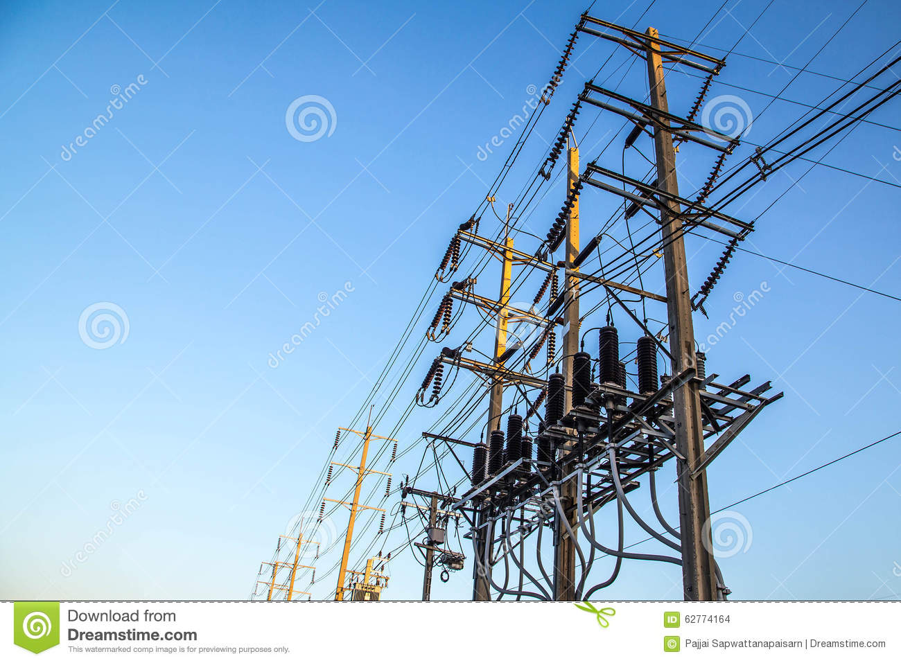 High Electric Wires - WIRE Center •