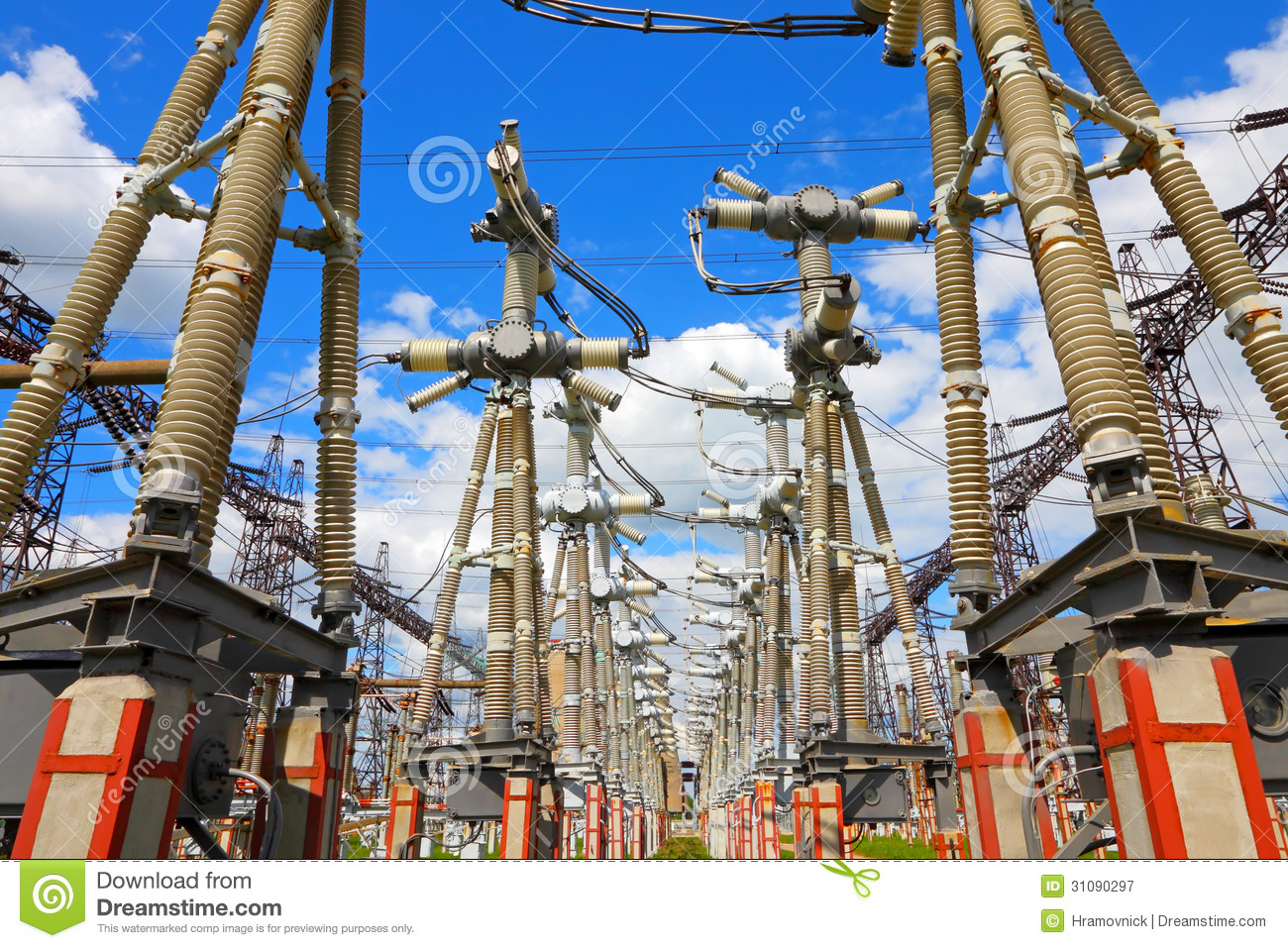 Manufactory industry high voltage equipment