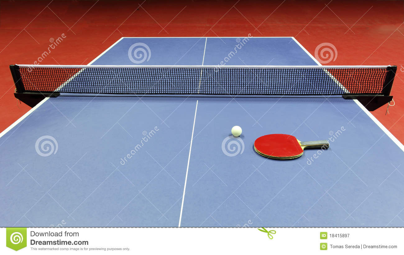 Equipment for table tennis royalty free stock photography image 18415897 - Equipment for table tennis ...