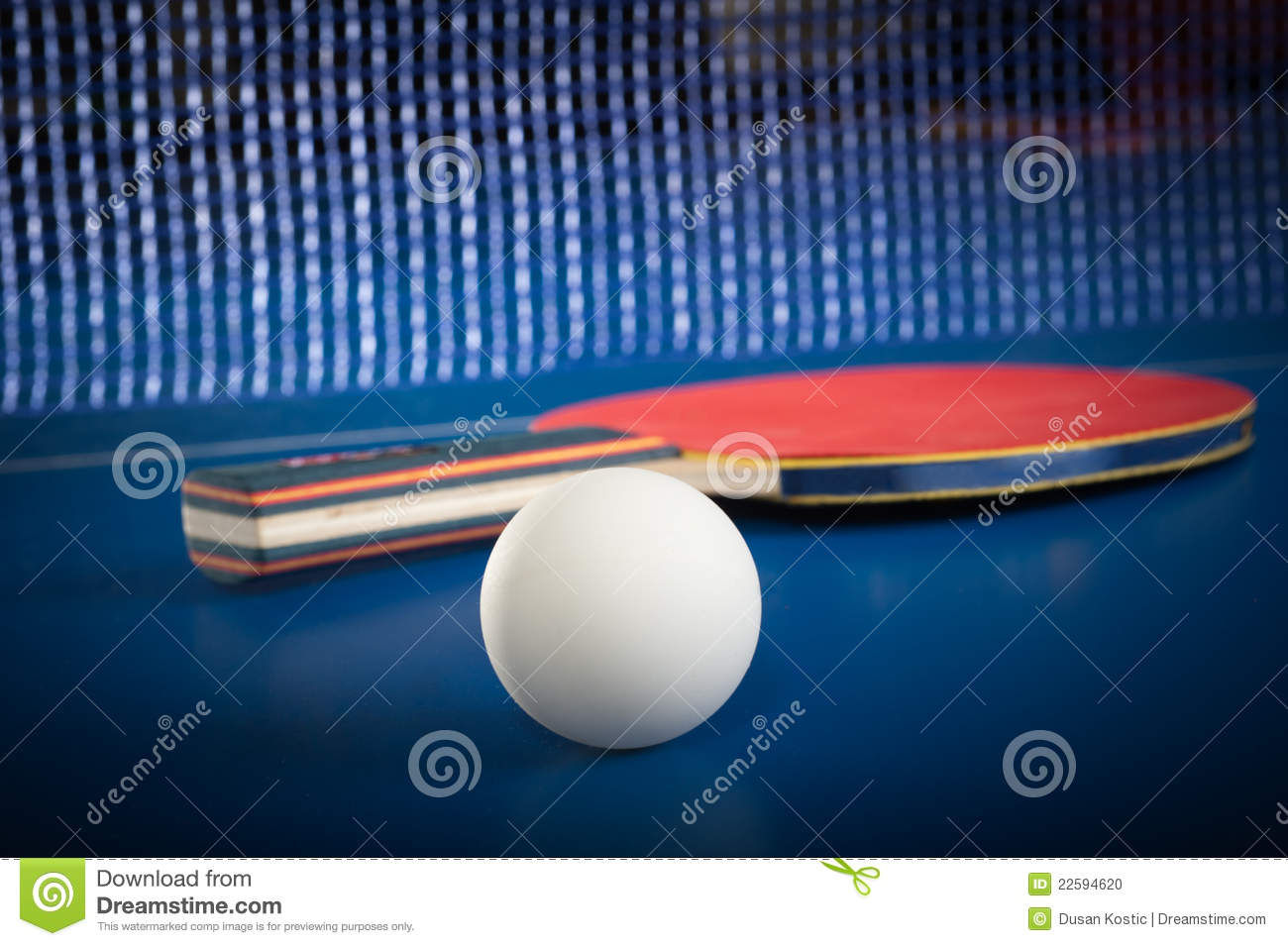 Equipment for table tennis stock photo image 22594620 - Equipment for table tennis ...