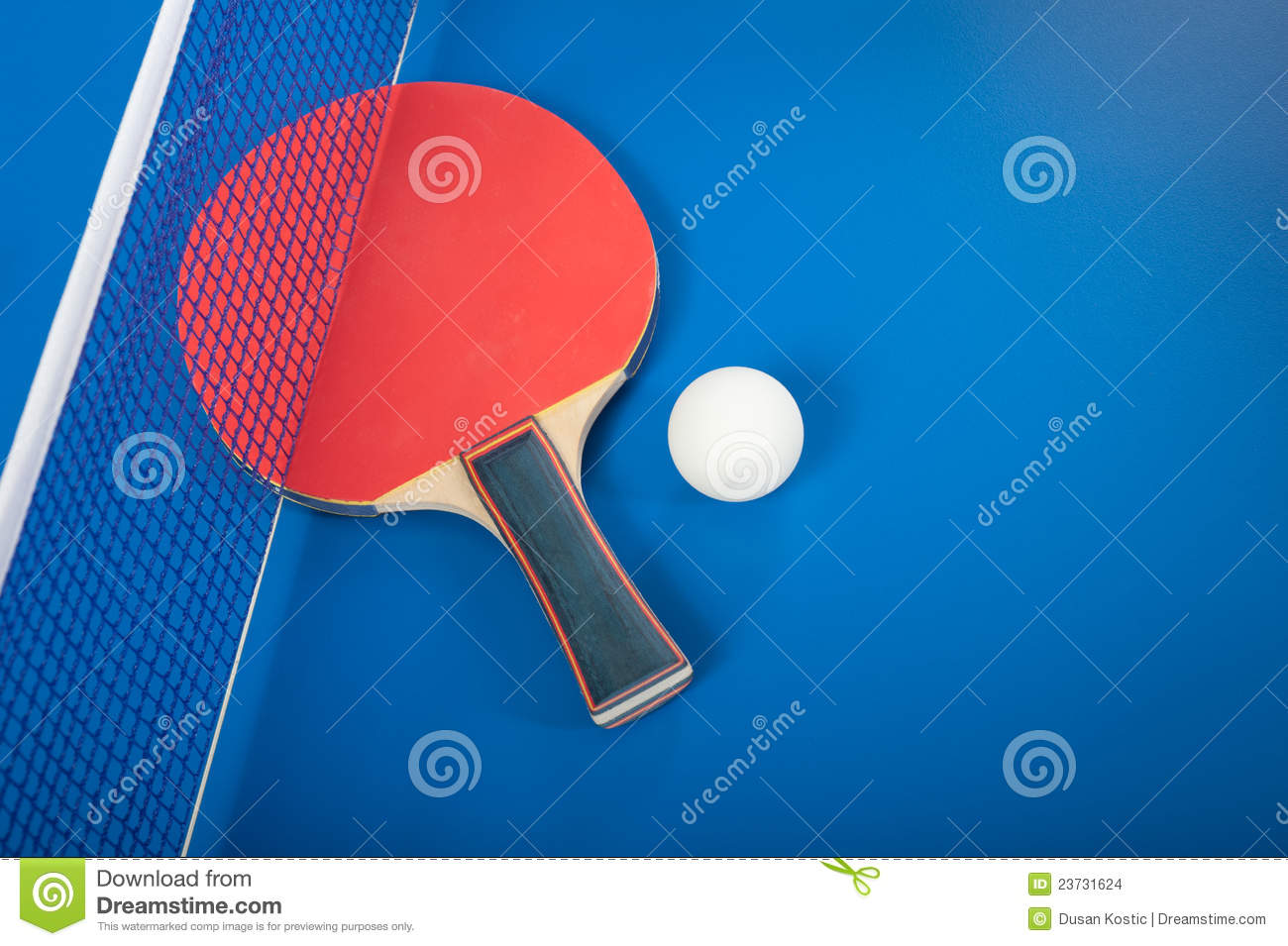 Equipment for table tennis stock images image 23731624 - Equipment for table tennis ...
