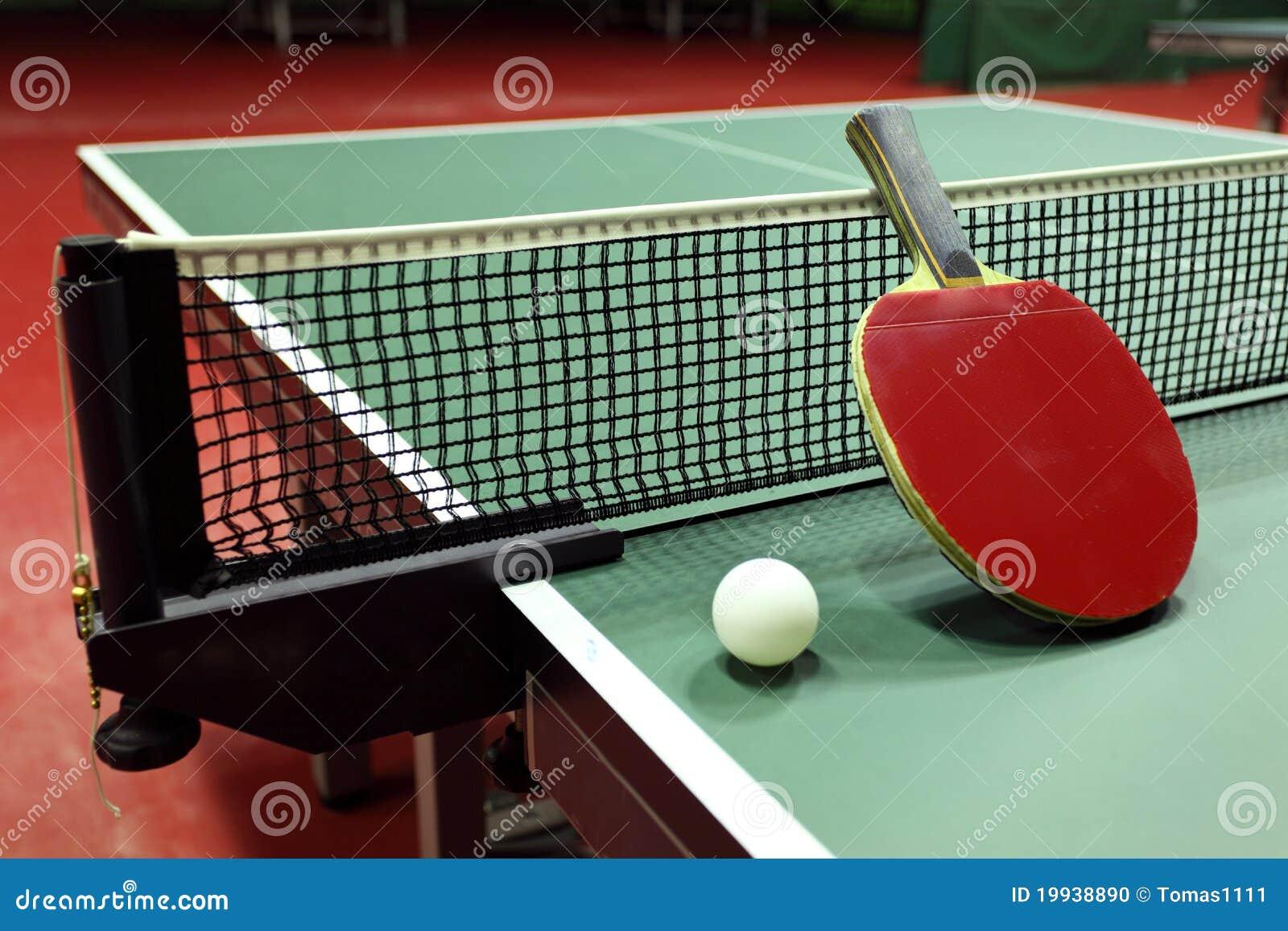 Equipment for table tennis racket ball table stock image 26888437 - Equipment for table tennis ...