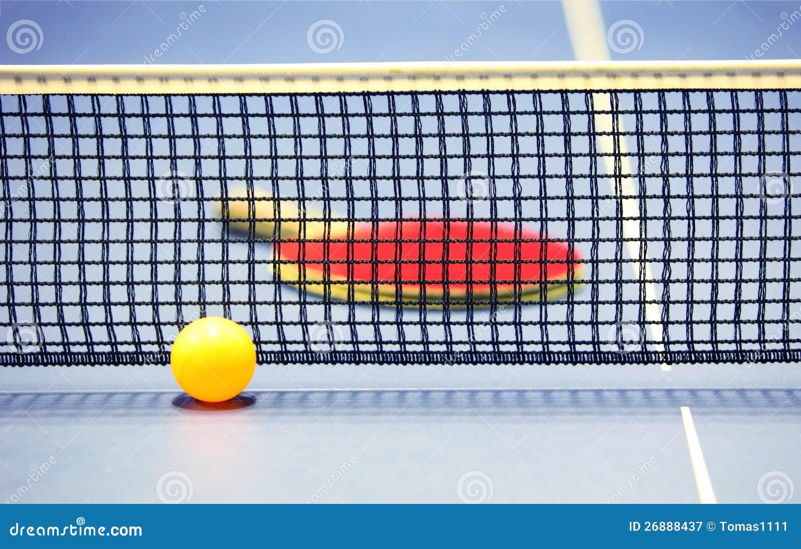 Equipment for table tennis racket ball table stock image image 26888437 - Equipment for table tennis ...