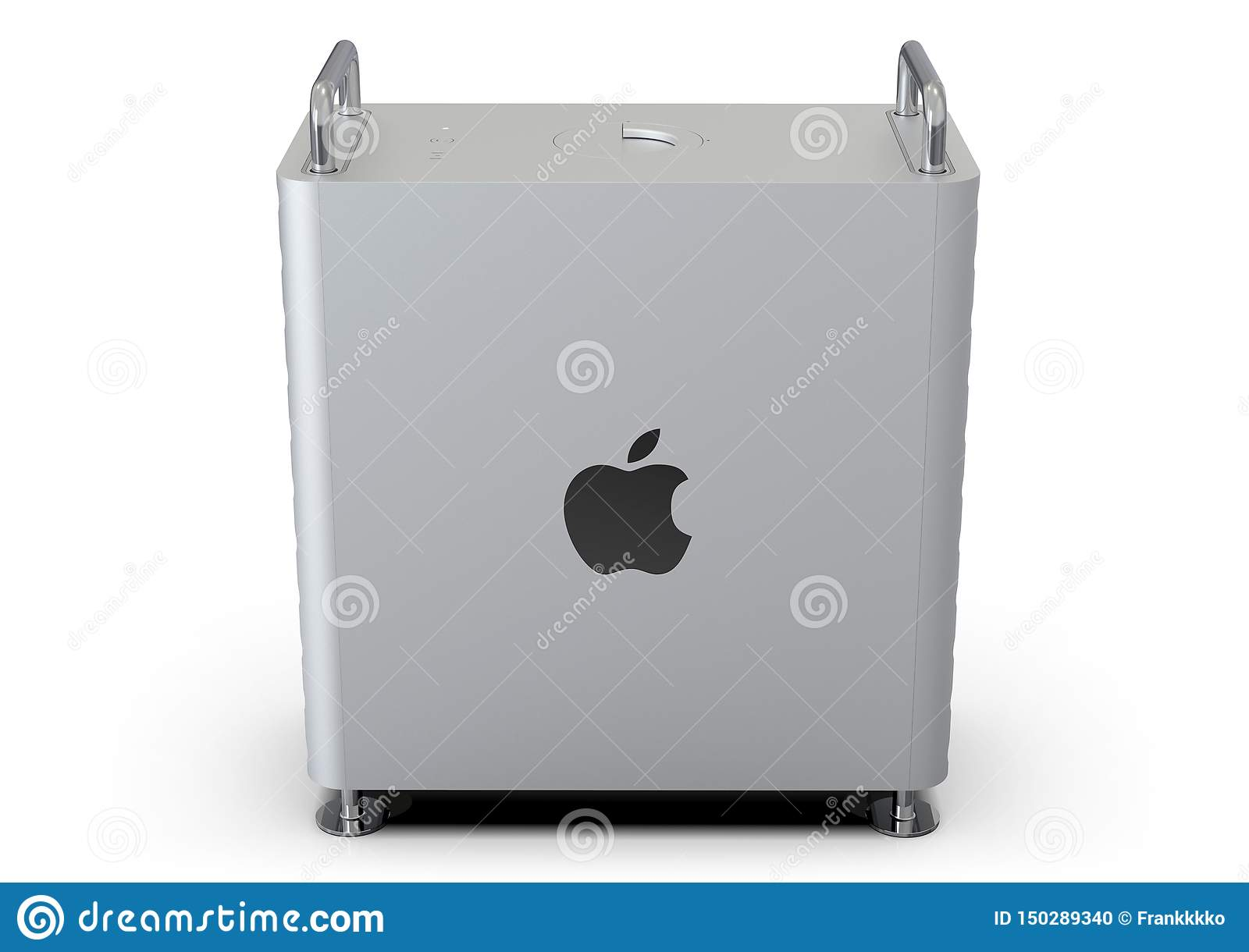 Equipo de escritorio 2019, lateral de Apple Mac Pro