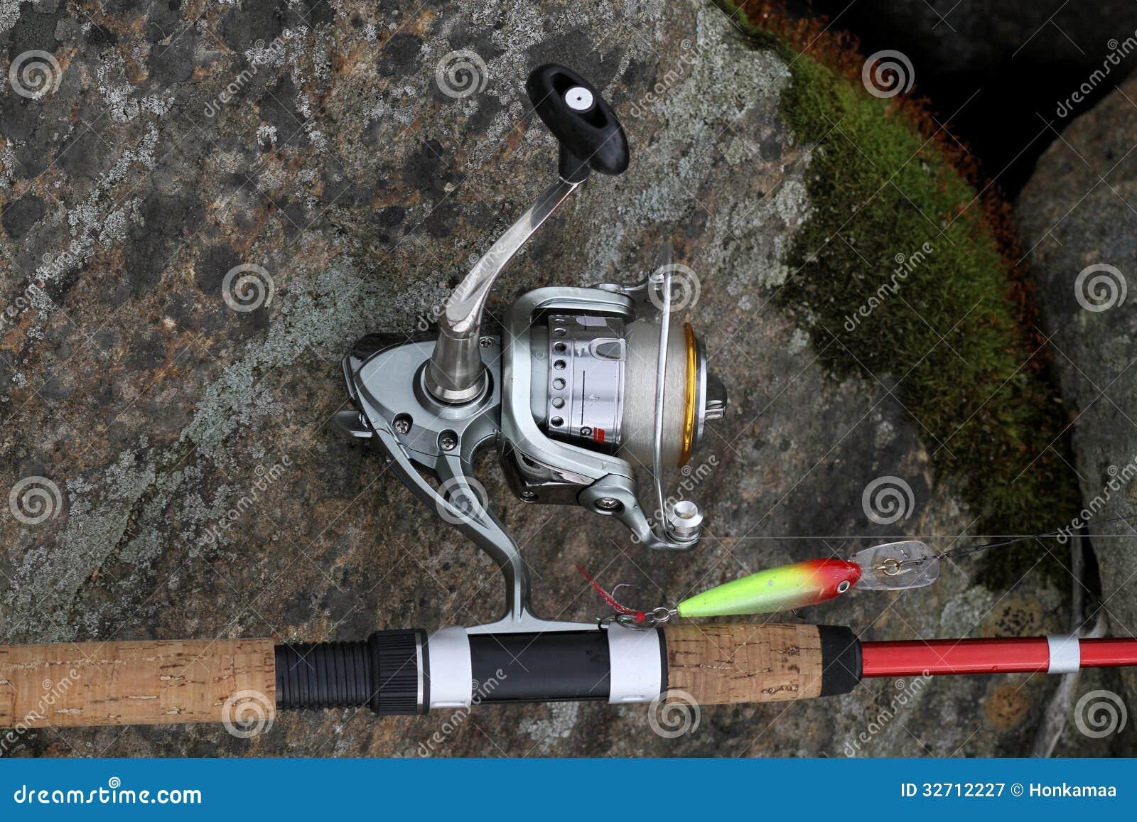 Equipo de pesca