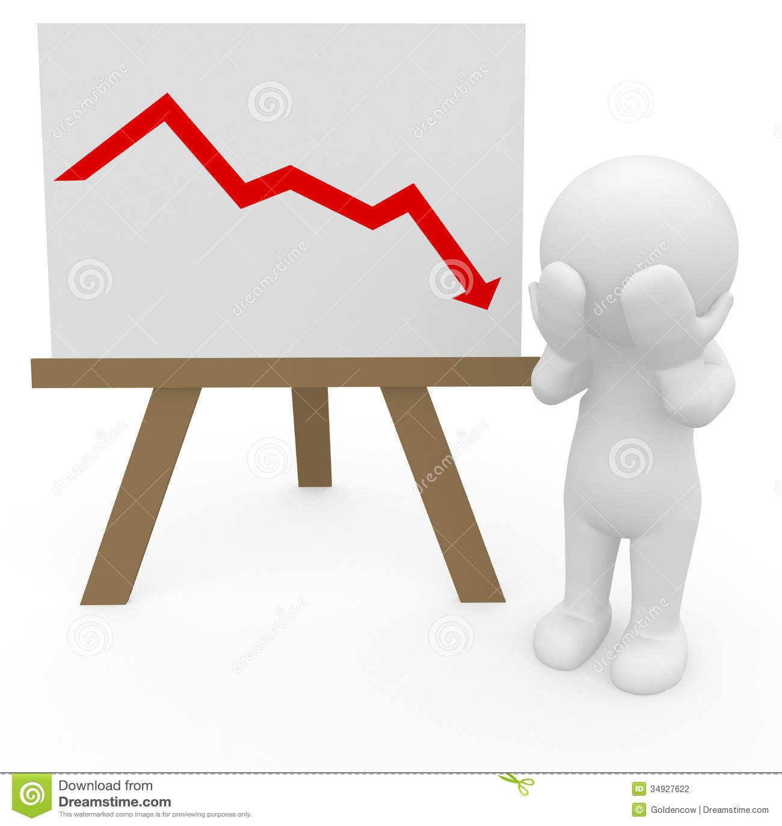 Home Design 3d Keeps Crashing: Equities Crash On Whiteboard Stock Photography