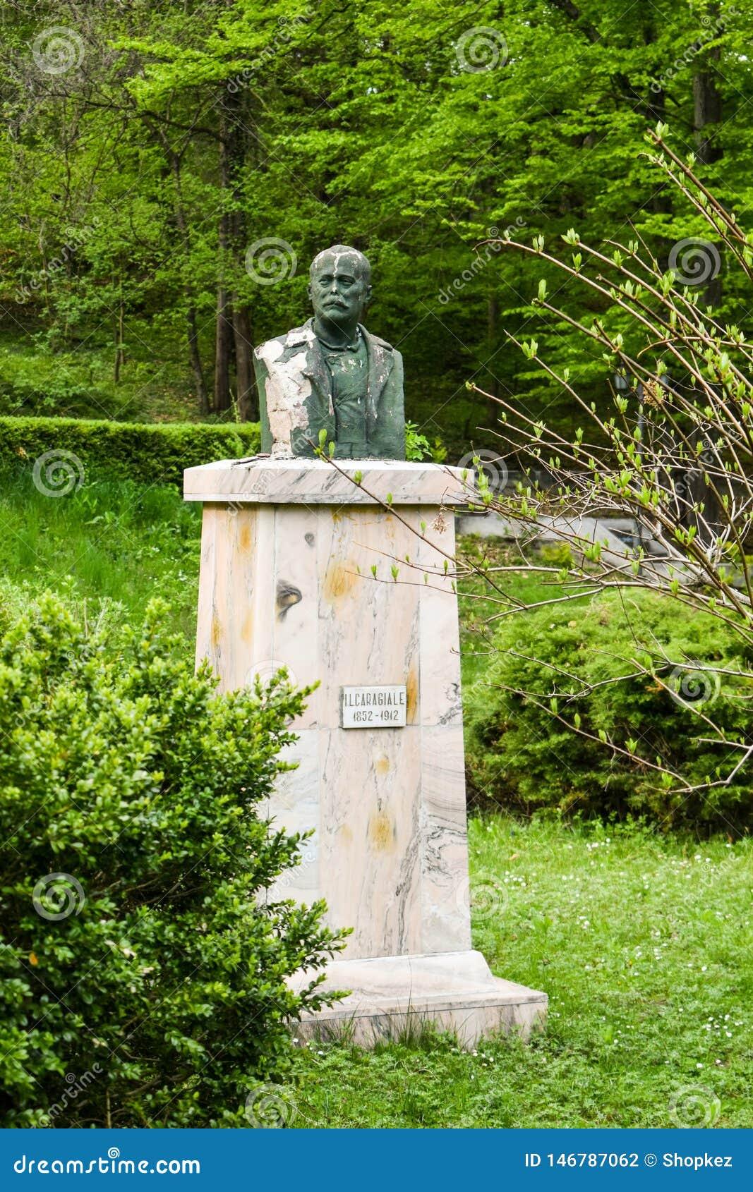 Eram um Wallachian, um dramaturgo romeno mais atrasado, um escritor da narração breve, um poeta, um gerente do teatro, um comenta