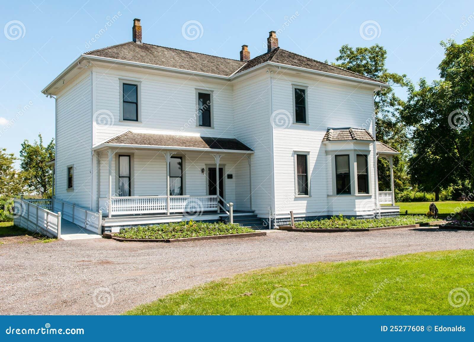 Erbe-Bauernhof-Haus