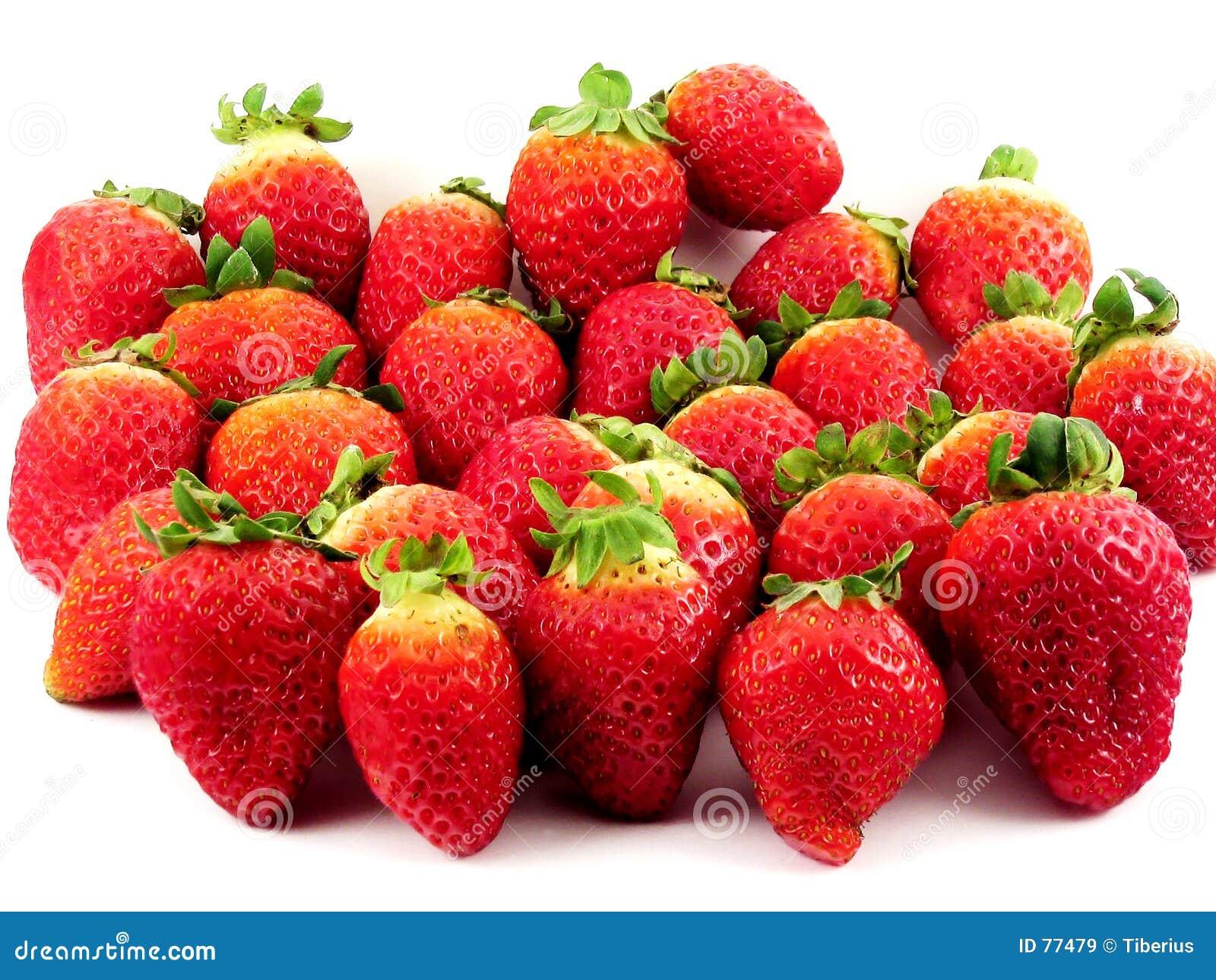 Erdbeere-Freude