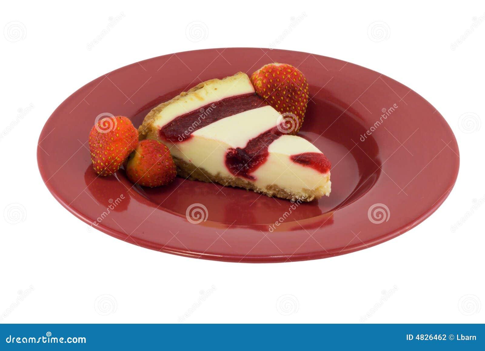 Erdbeerekäsekuchen