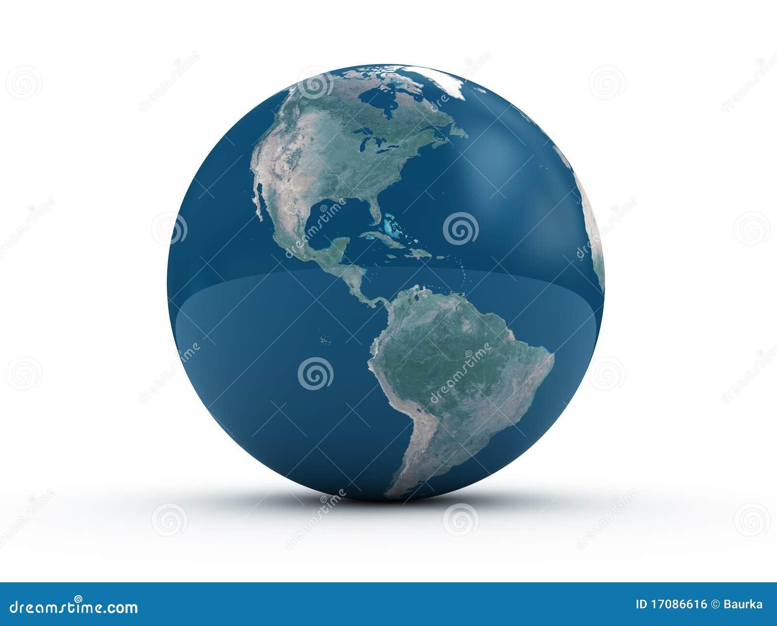 Erde auf dem Fußboden