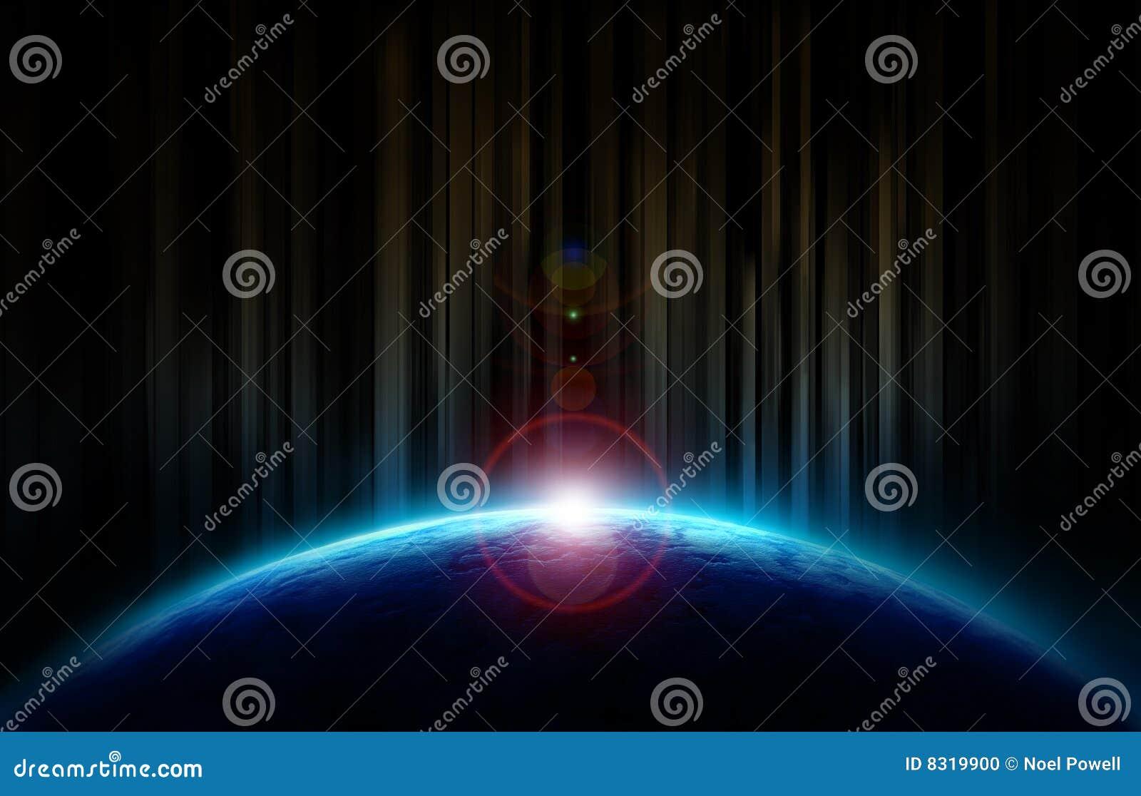 Erde-Horizont