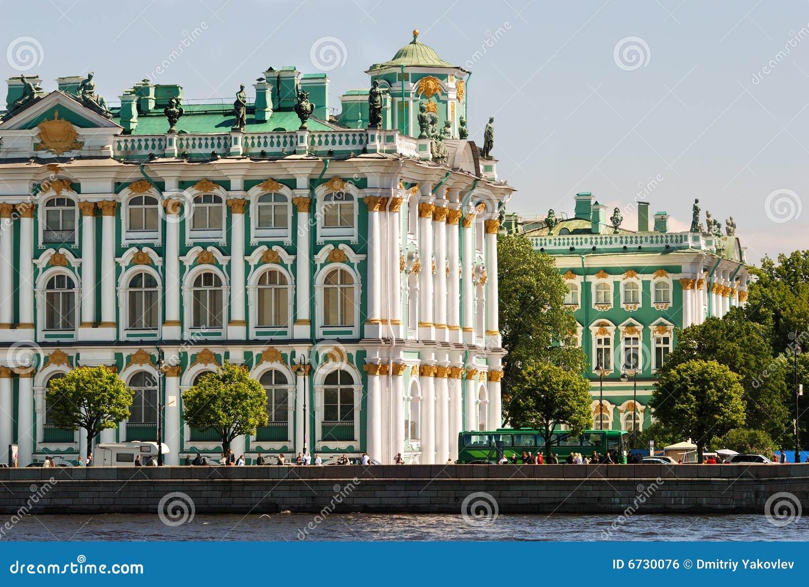 Eremo a St Petersburg