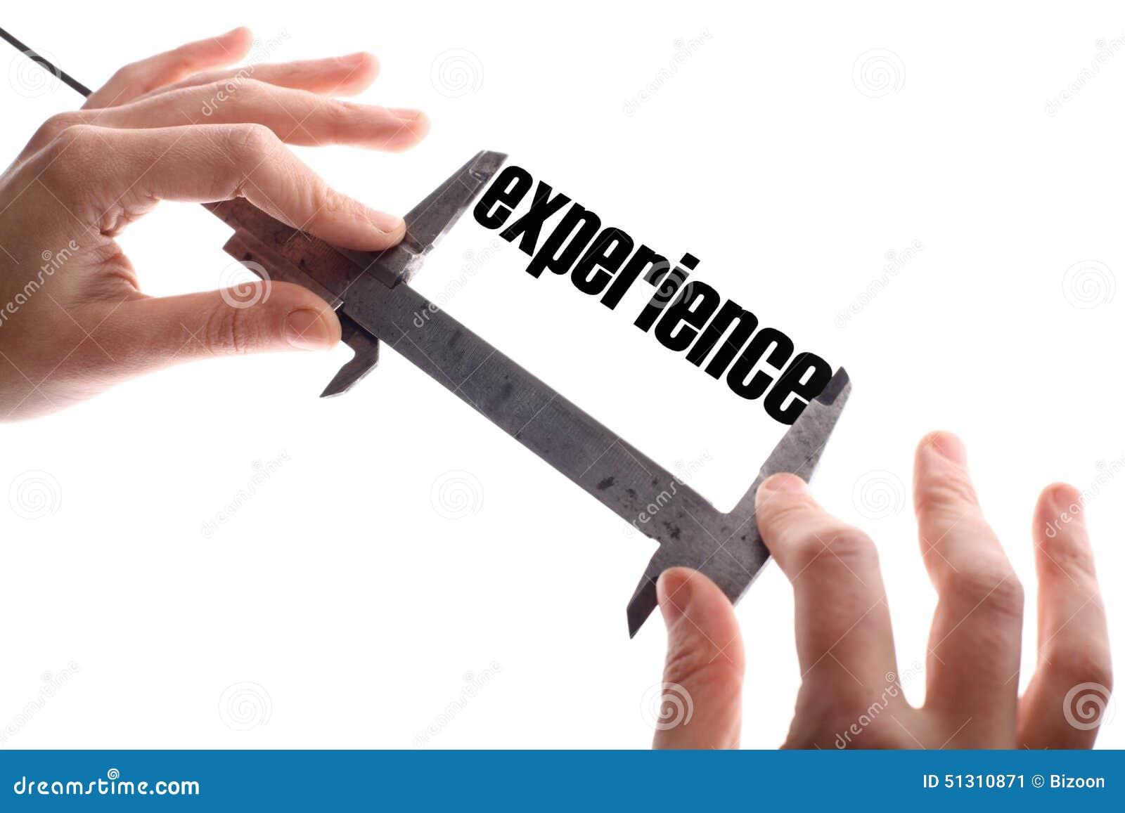 Erfarenhet