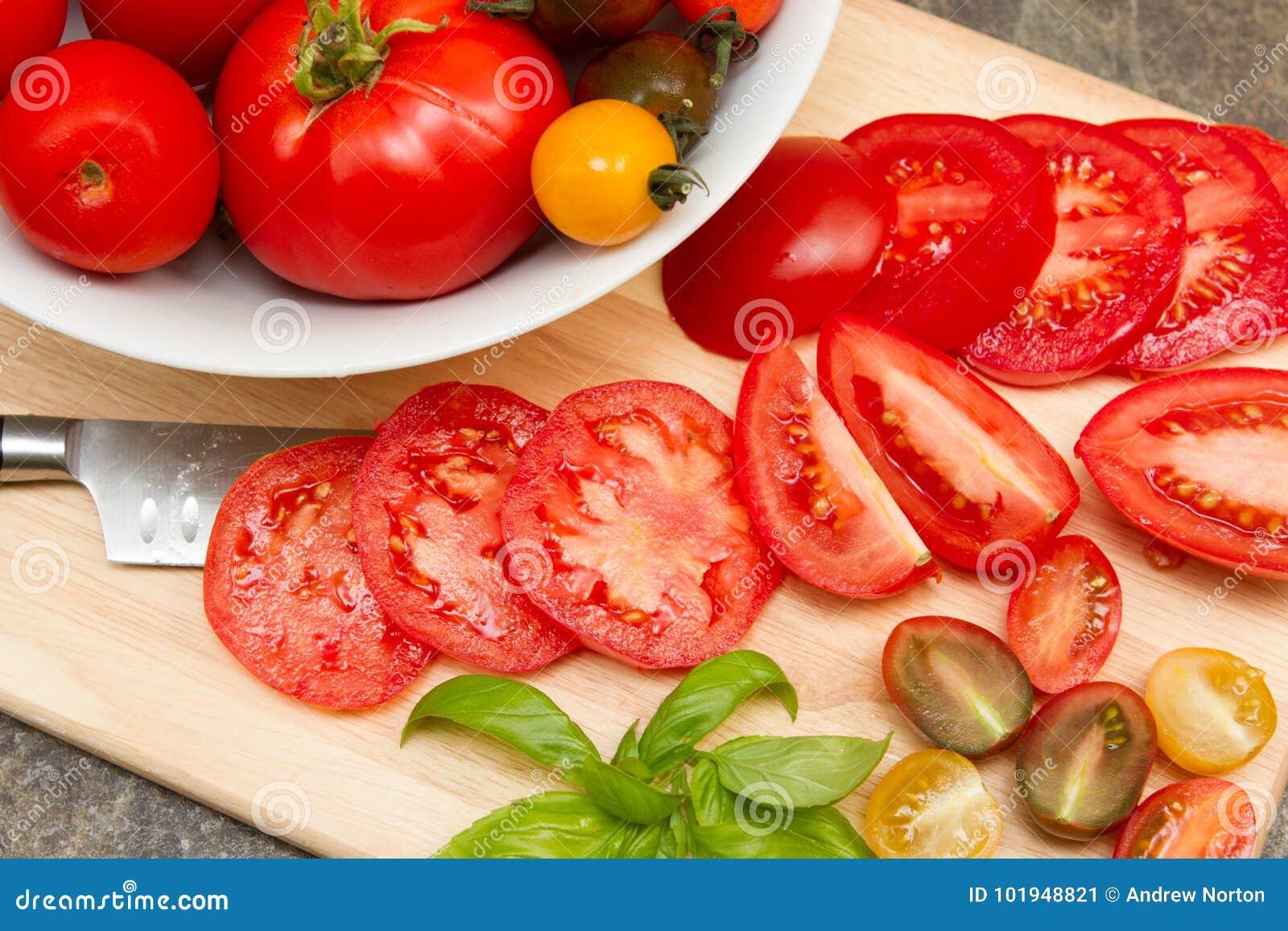 Erfenis tomatoe